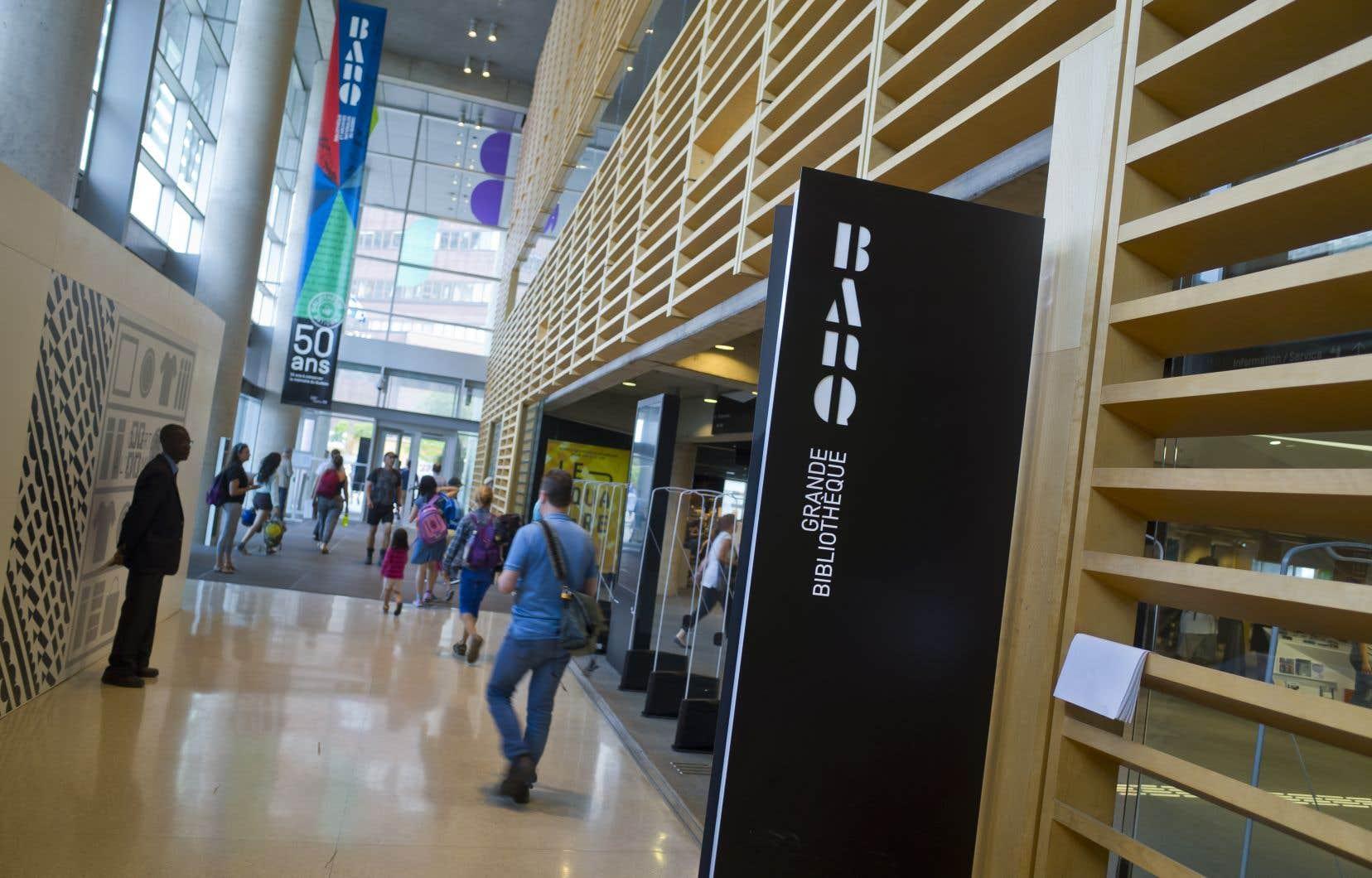 BAnQ souhaite que les documents numériques soient inclus au Règlement sur le dépôt légal des documents publiés autres que les films.