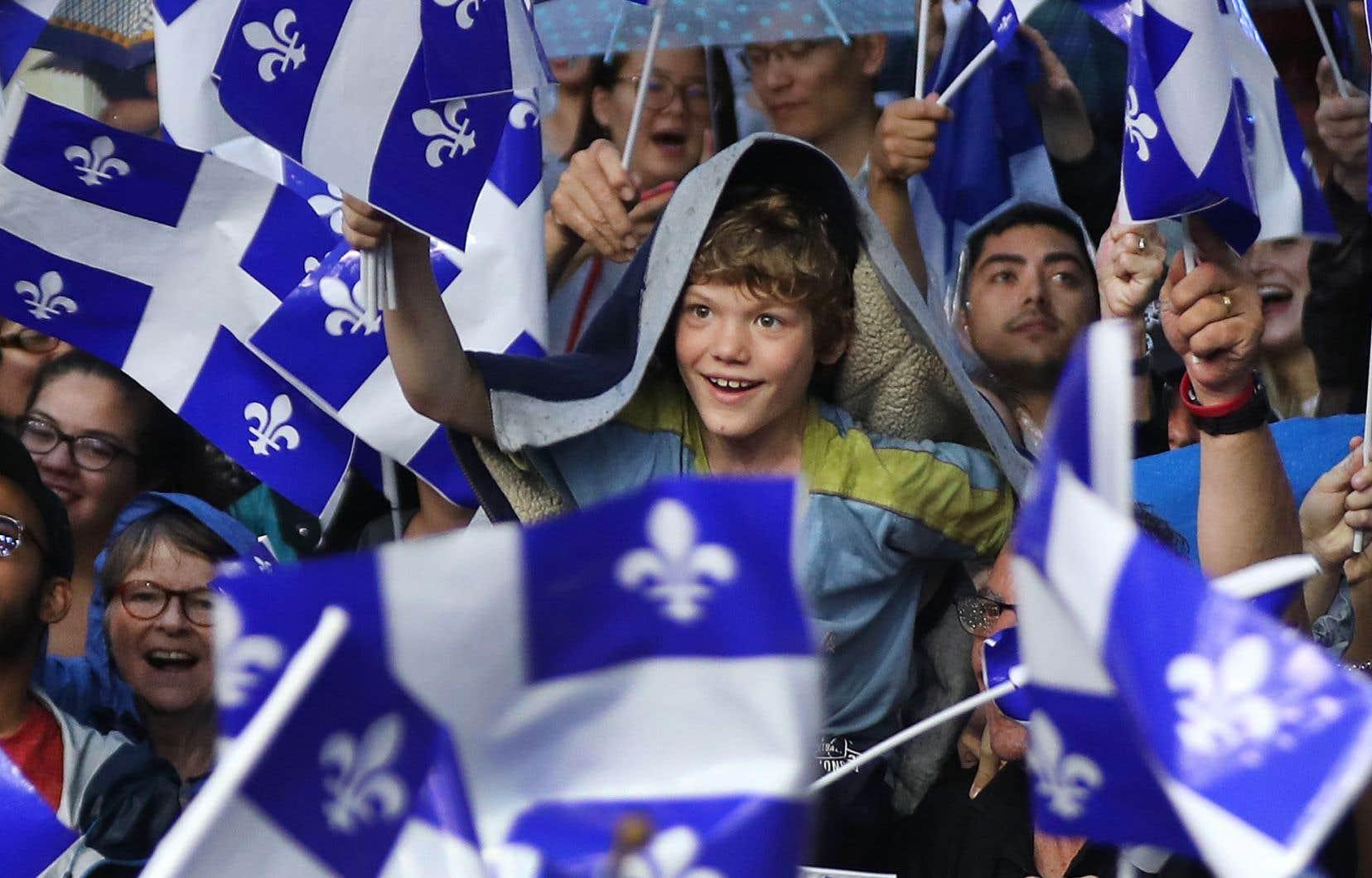 Le coeur de Québec vibrera à l'occasion des festivités de la fête nationale.