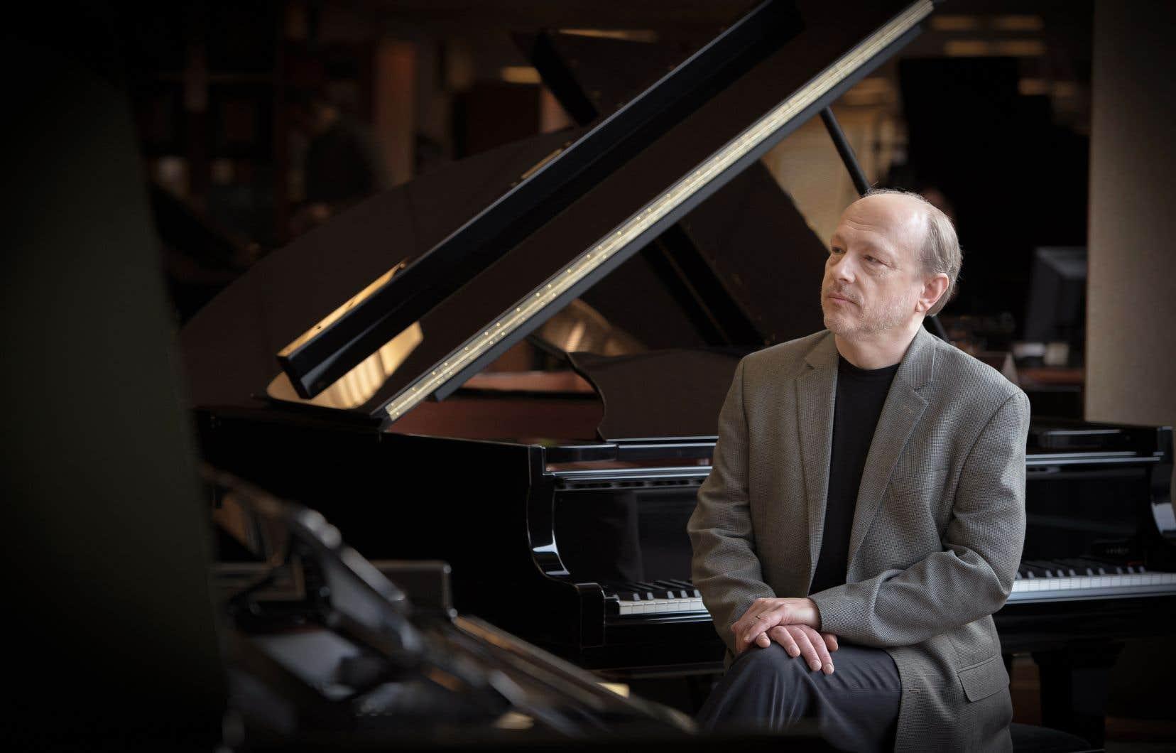 Le pianiste québécois Marc-André Hamelin donnera samedi soir le coup d'envoi à un festival qui renferme, pour ses débuts, un minifestival de piano.