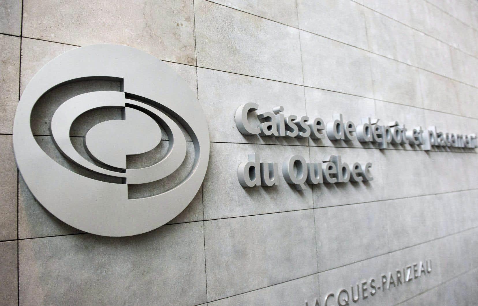 Alfonso Graceffa affirme avoir été congédié injustement par la Caisse de dépôt et placement du Québec.