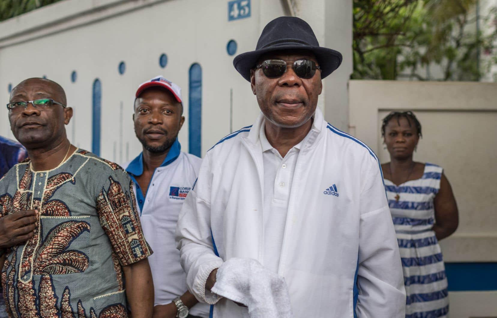 Boni Yayi avait dénoncé «un coup d'État électoral» lors des législatives du 28avril, auxquelles aucun parti de l'opposition n'avait été autorisé à présenter de candidats.
