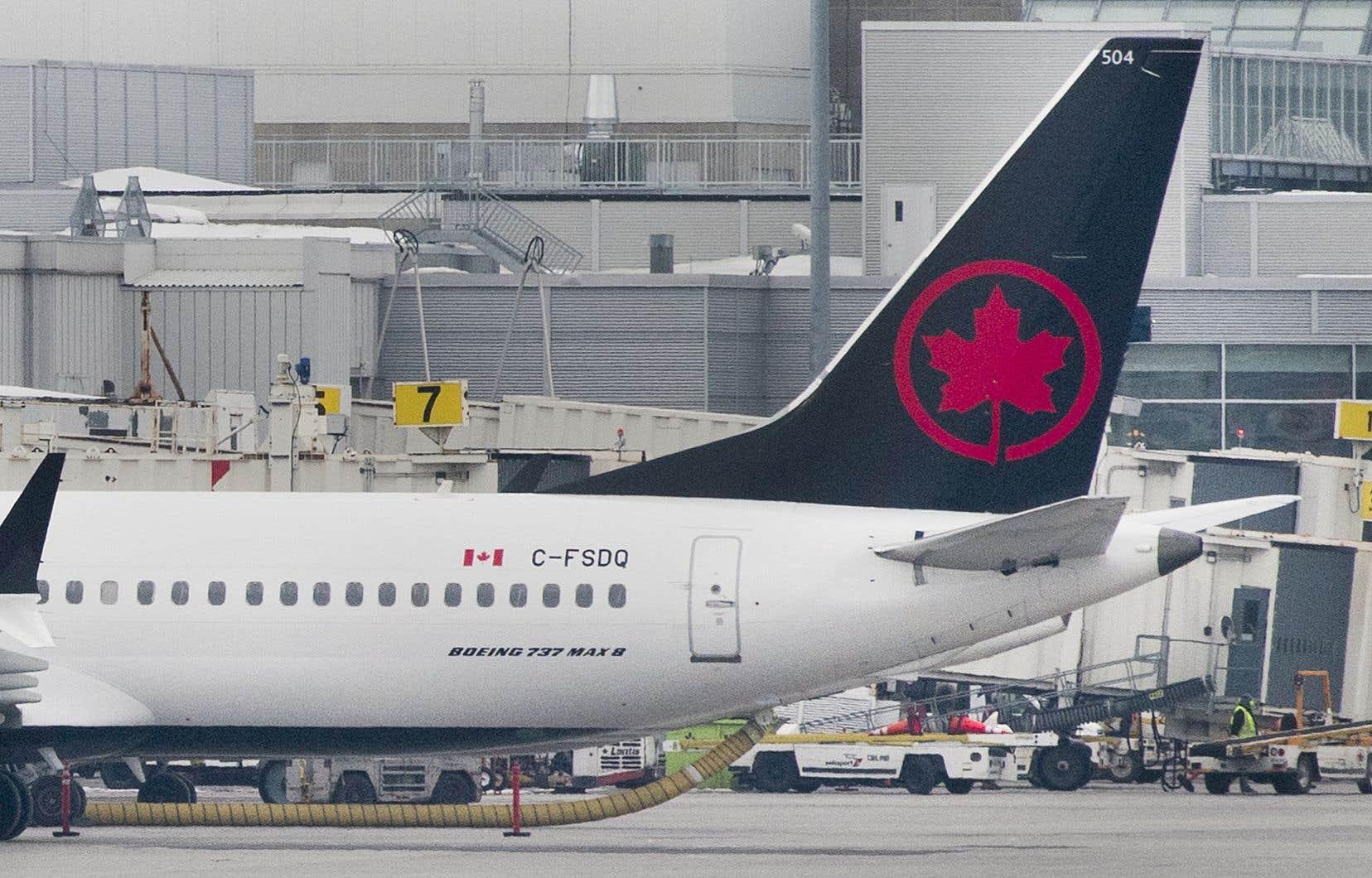 Air Canada a confirmé que l'incident s'est bel et bien déroulé, mais a refusé de commenter sur ses procédures de débarquement ou s'il y a eu négligence envers la passagère.