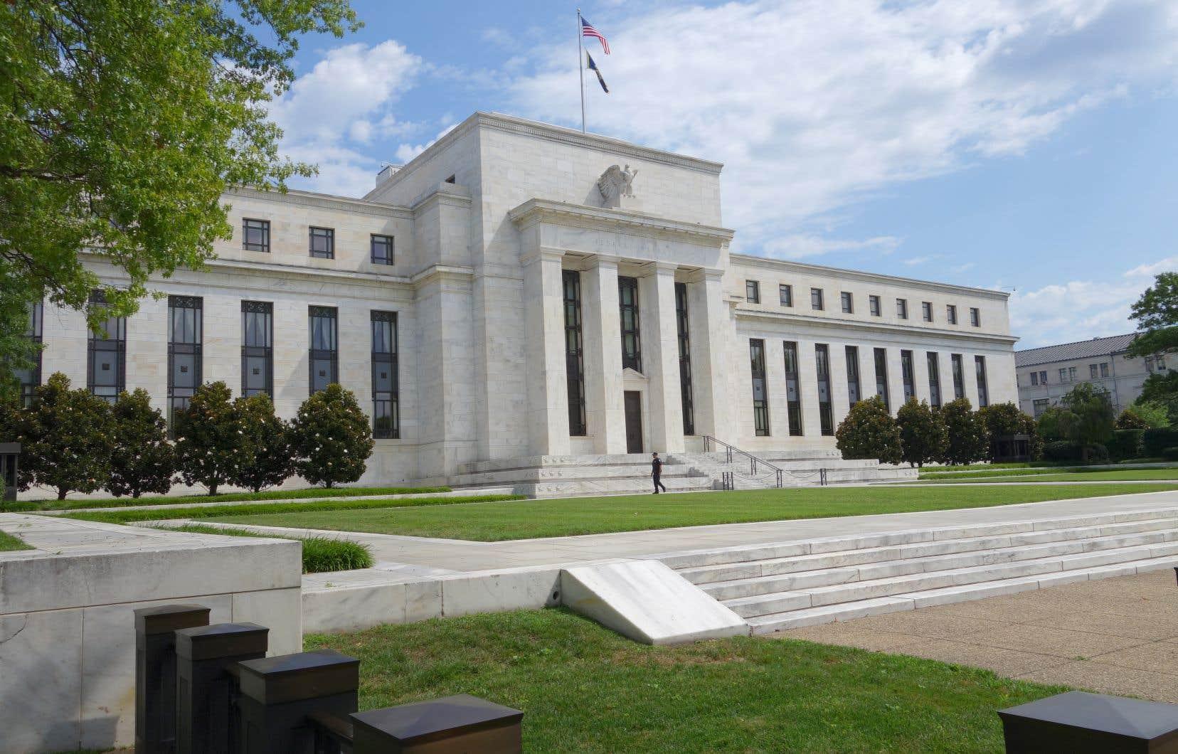 Depuis fin 2015, voulant enfin s'éloigner des taux d'intérêt à zéro, la Banque centrale a augmenté le coût du crédit à neuf reprises d'un quart de point de pourcentage (0,25%) entre fin 2015 et décembre 2018.