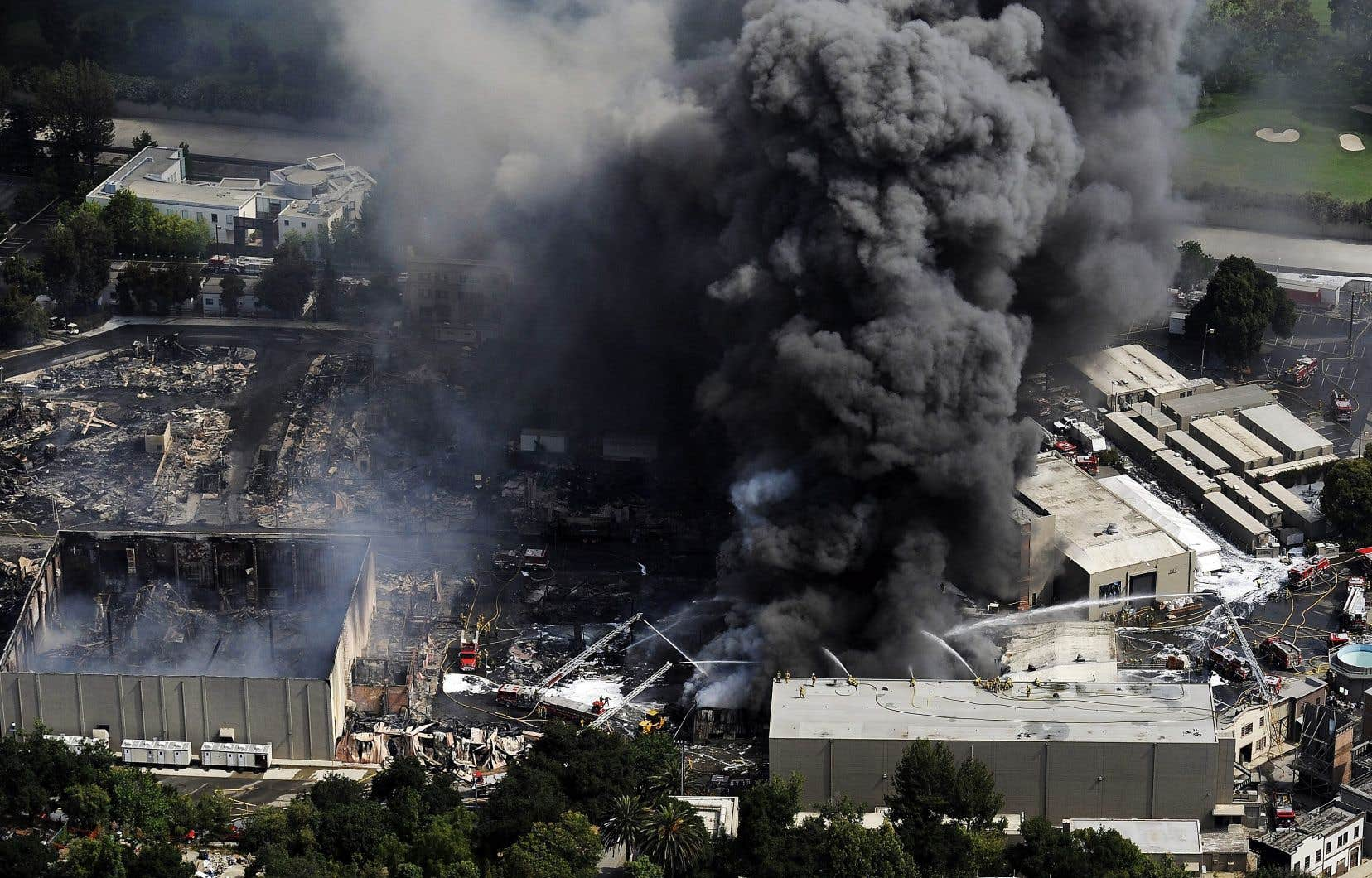 La catastrophe de 2008 à Hollywood aurait détruit environ 100 000 enregistrements.