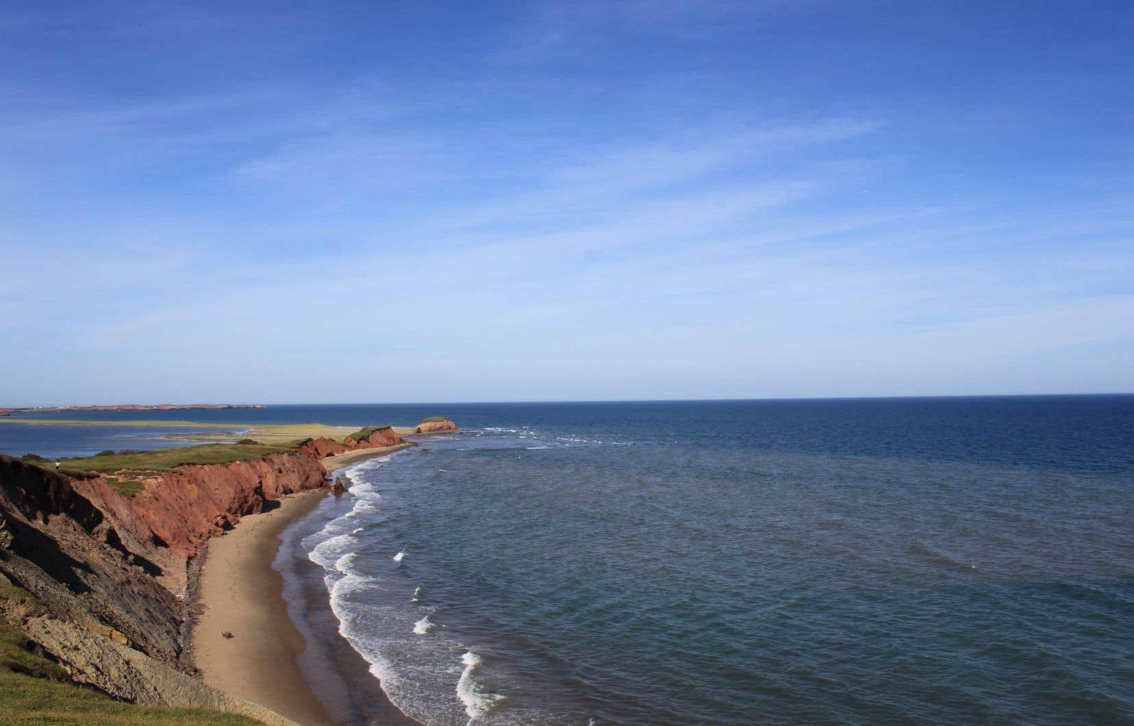 Le projet protégerait plus de 17000 kilomètres carrés de milieux marins autour des îles de la Madeleine.