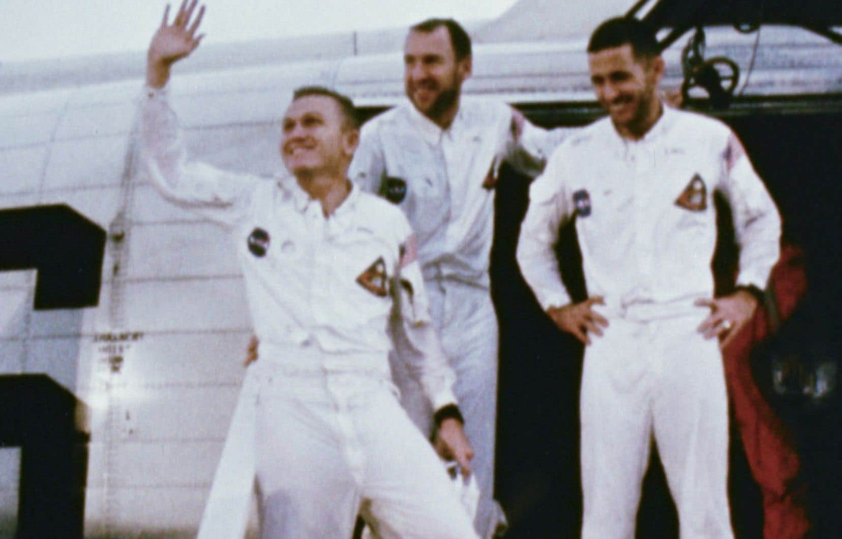 Neil Armstrong a été le premier homme à marcher sur la lune le 20juillet 1969.<br /> <br />