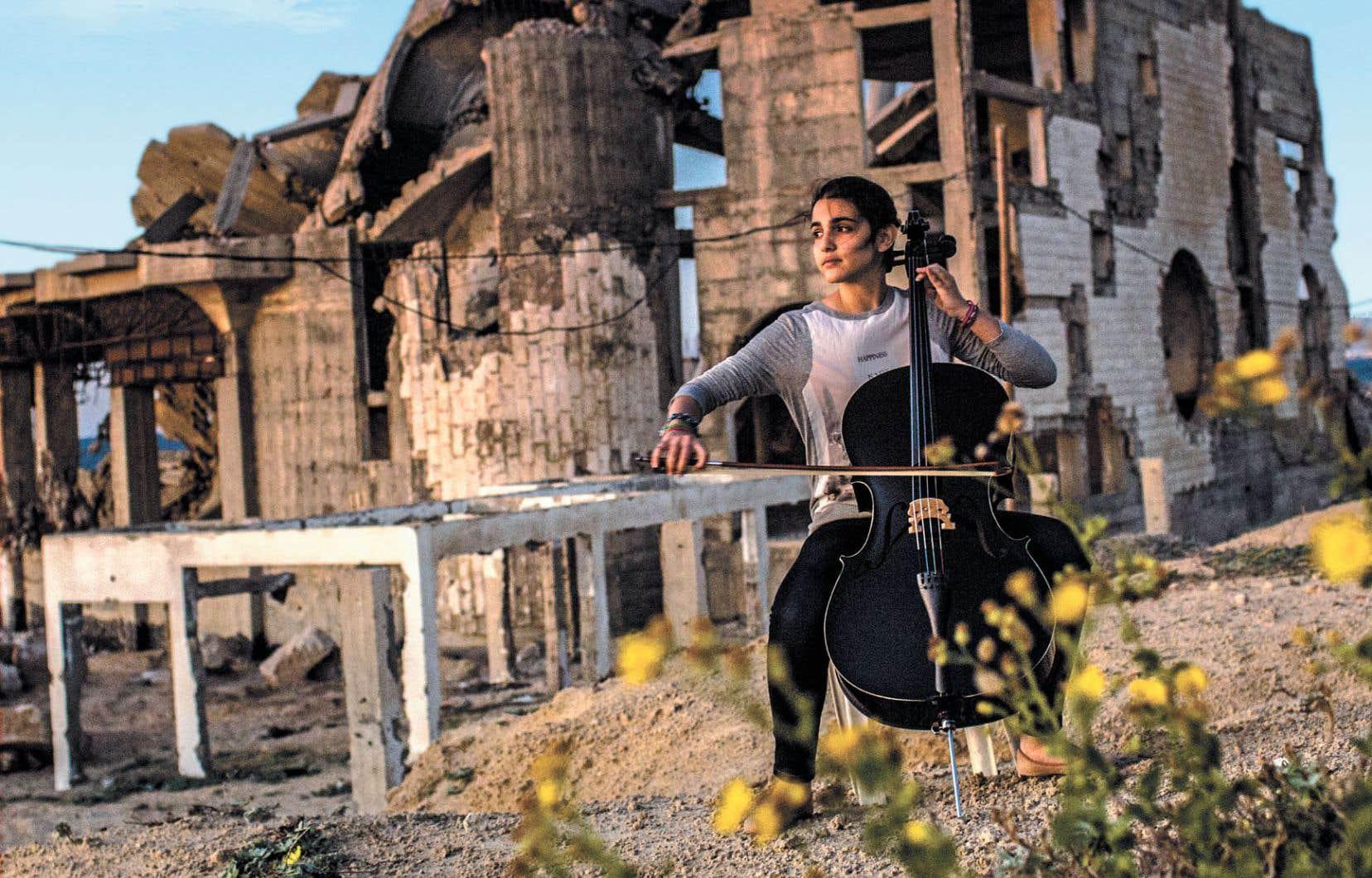 Les cinéastes irlandais Garry Keane et Andrew McConnell ont voulu faire triompher la beauté dans leur documentaire «Gaza».