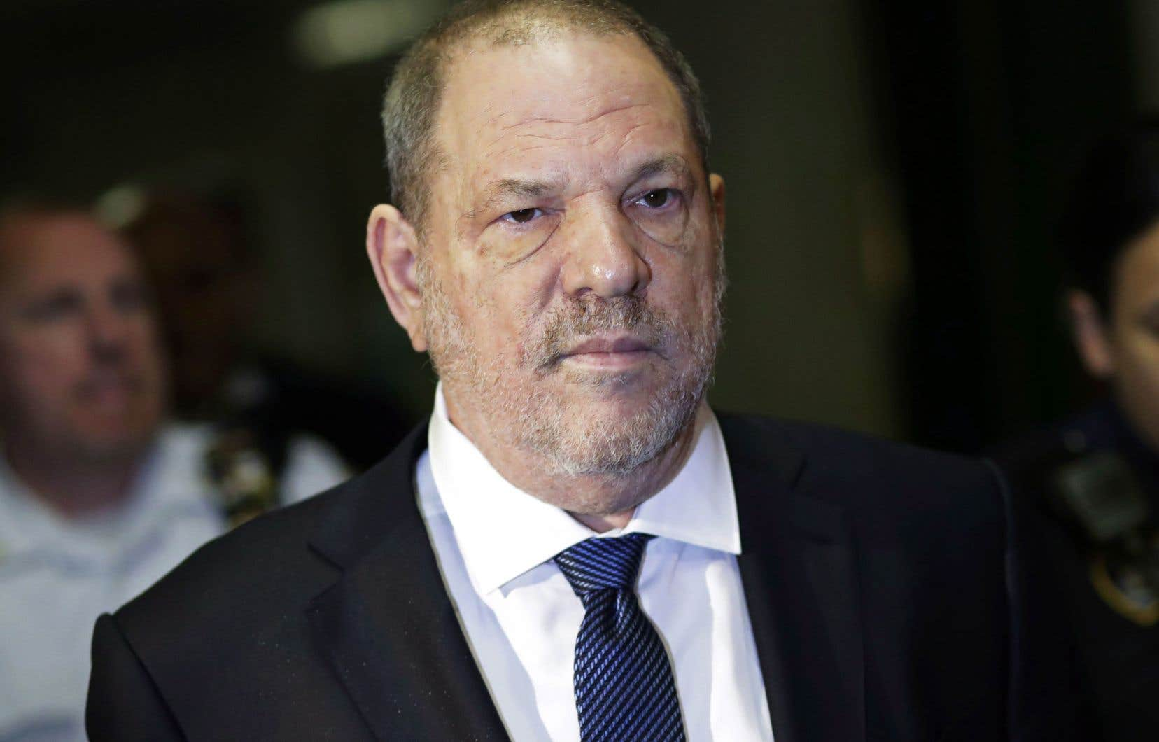 La date du procès d'Harvey Weinstein, pour lequel la sélection des jurés doit commencer le 9septembre, est toutefois maintenue.