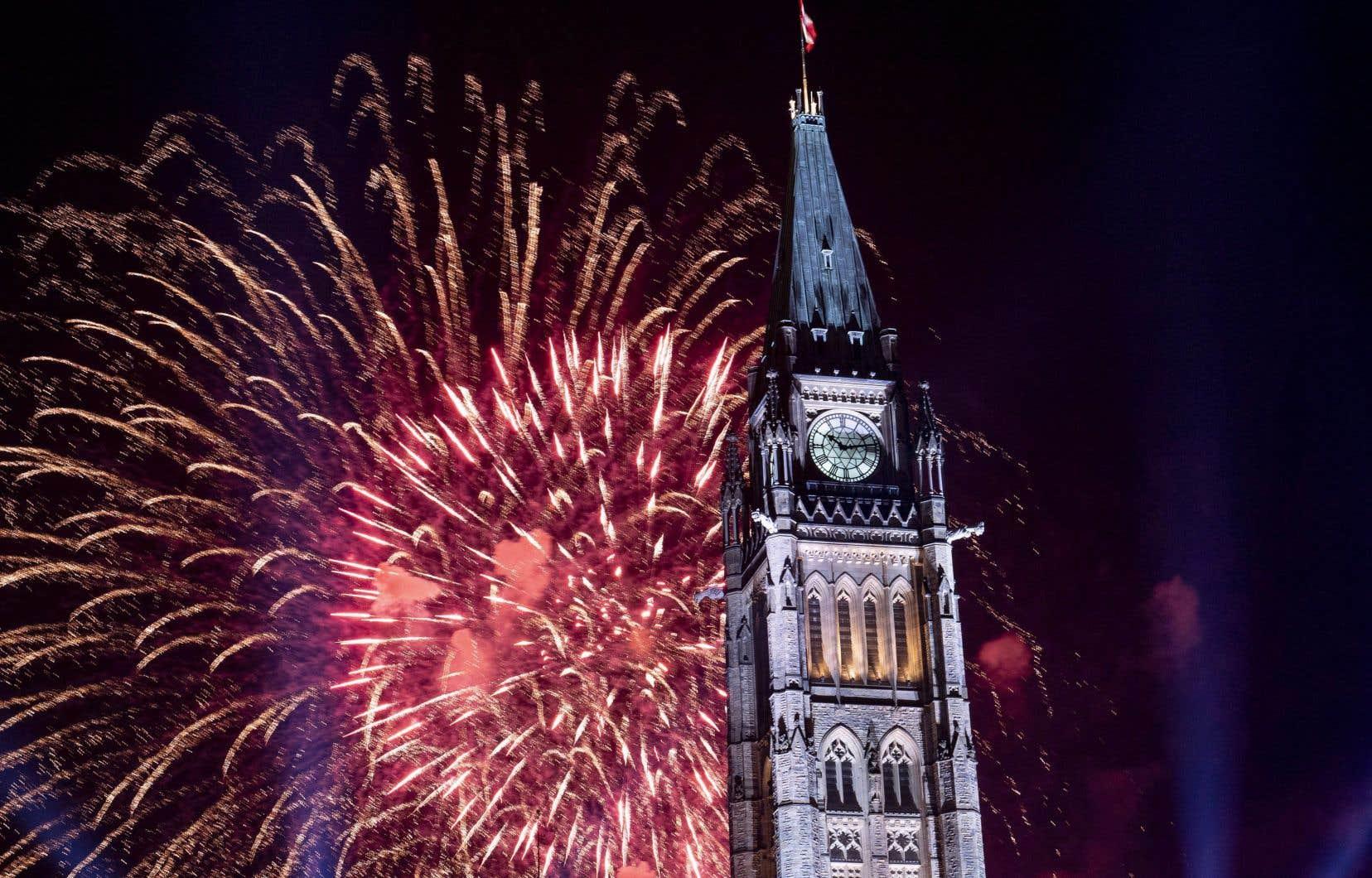 Cette année marque le 140eanniversaire du jour férié consacré à la naissance de la fédération canadienne.