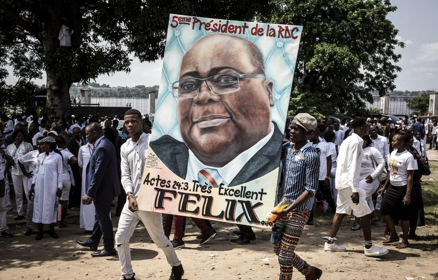 Le nouveau président congolais, Félix Tshisekedi, n'a qu'une marge de manœuvre politique très limitée.