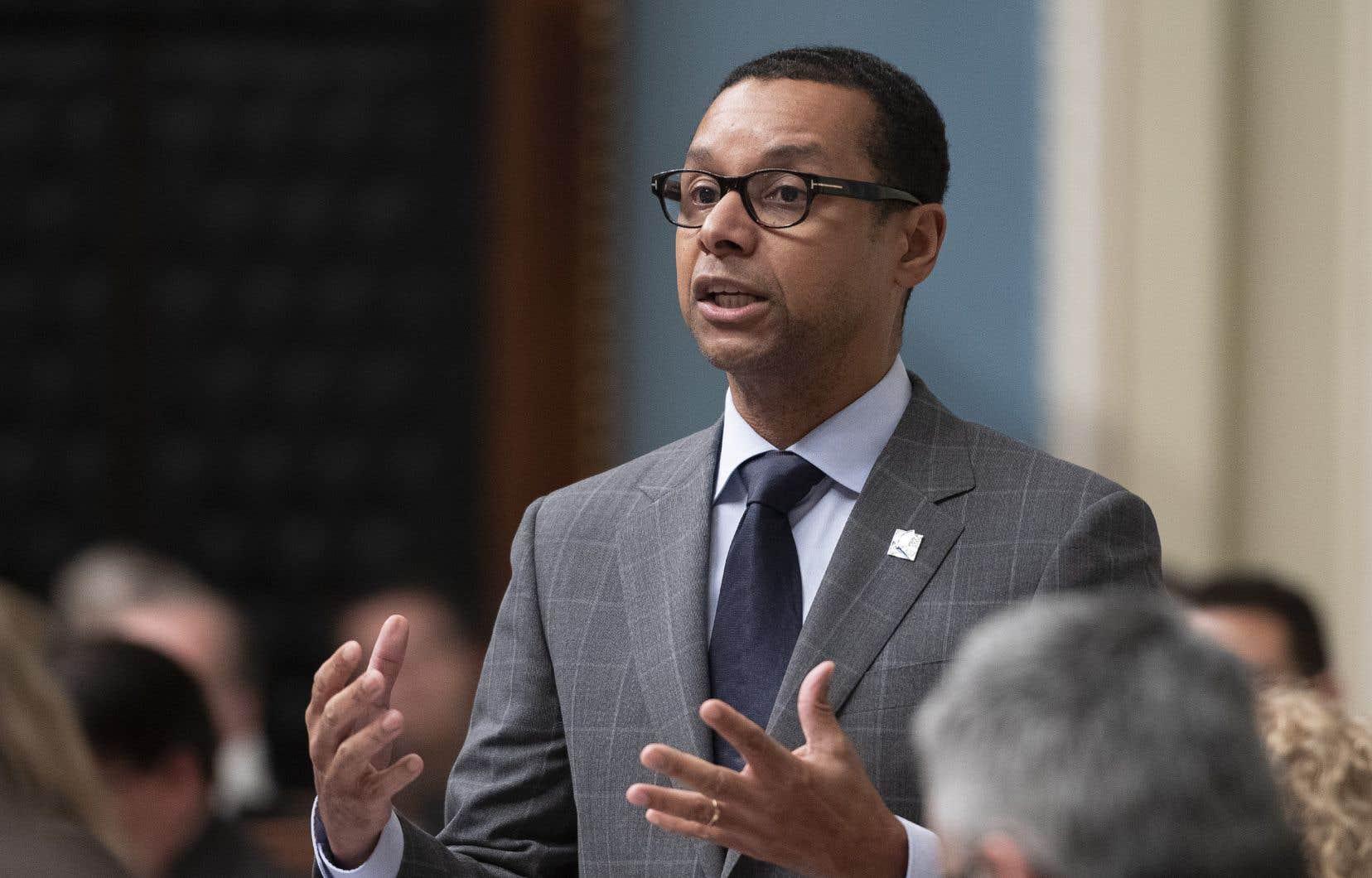 Le ministre délégué à la Santé et aux Servicessociaux,LionelCarmant,a confirmé avoir reçu les plans d'action des DPJ du Québec.