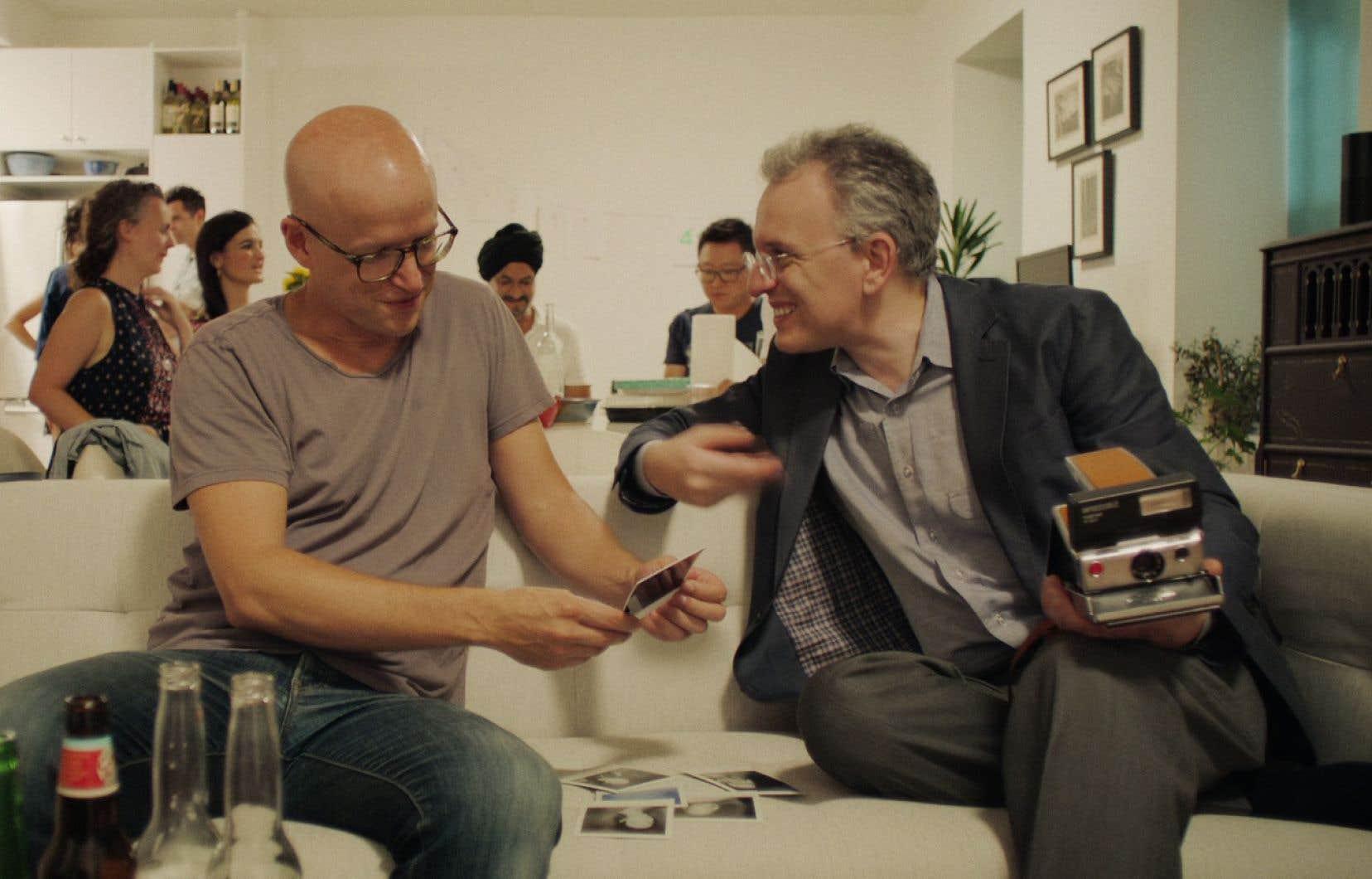 Le documentariste néerlandais partage cette fascination du Polaroïd dans «Instant Dreams», particulièrement pour l'ingénieuse formule chimique mise au point par Edwin Land.