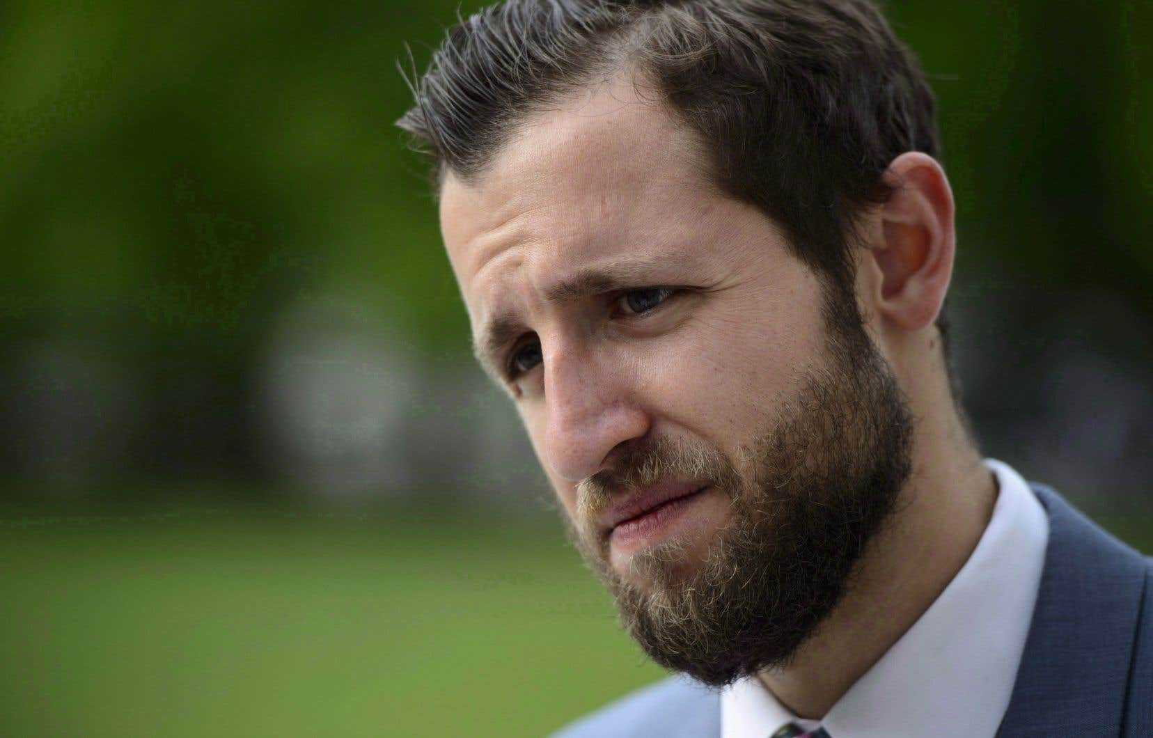 Le journaliste Ben Makuch