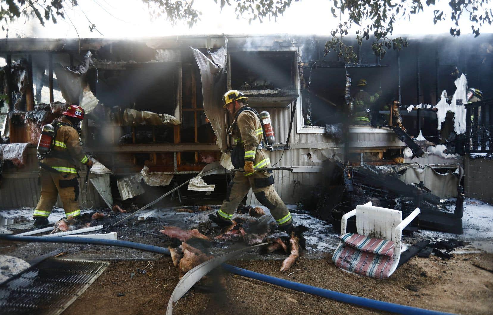 C'est dans le comté de Kern, à la périphérie de Ridgecrest, que «l'intensité de la secousse a atteint son plus haut niveau», a relevé Mark Ghilarducci, directeur des services d'urgence pour l'État de Californie.