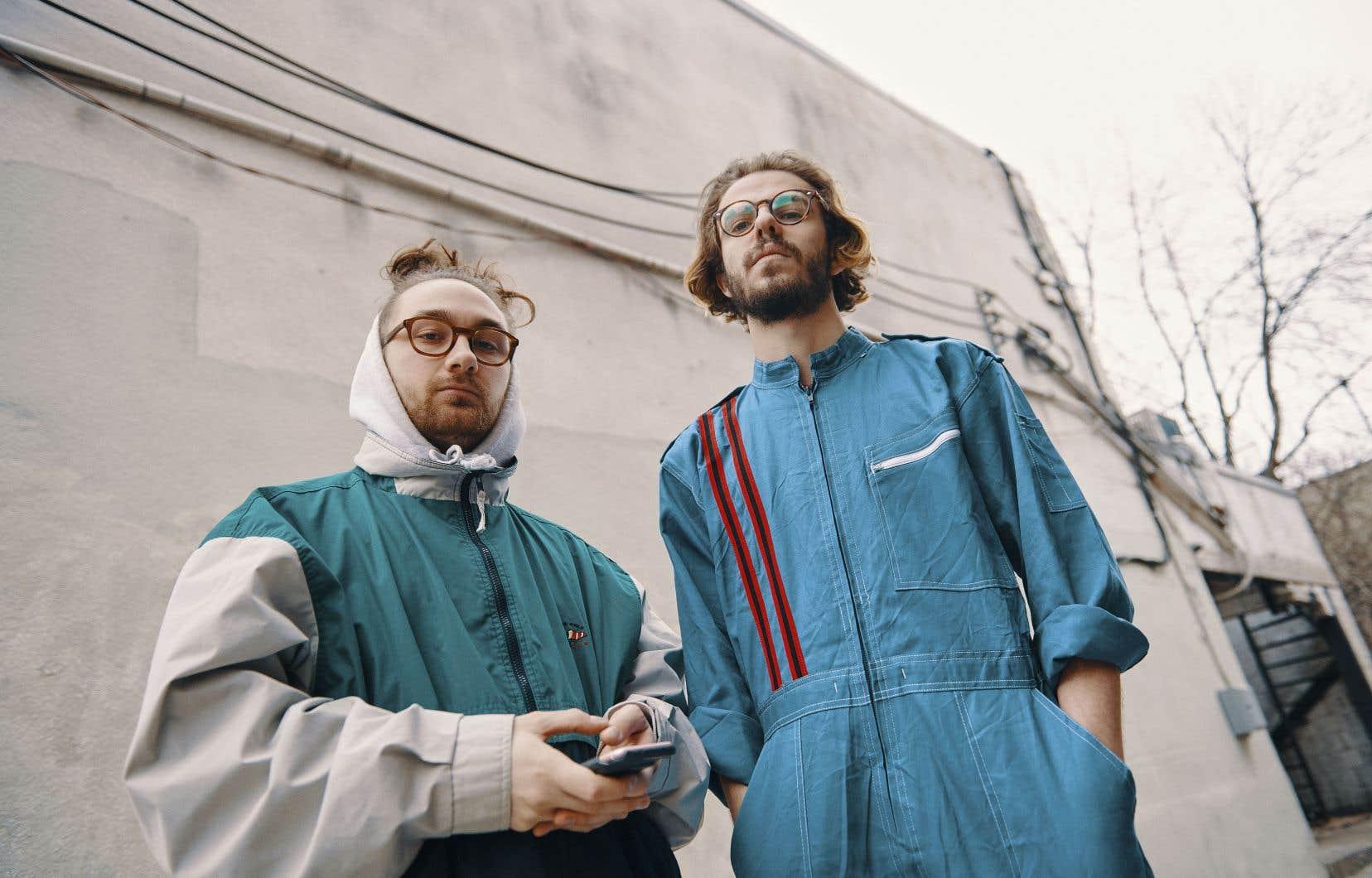 Kirouac & Kodakludo font du rap de «geeks». Ça porte même un nom, le «nerdcore», son premier intérêt étant d'explorer des thèmes et des sujets complètement étrangers aux codes du hip-hop.