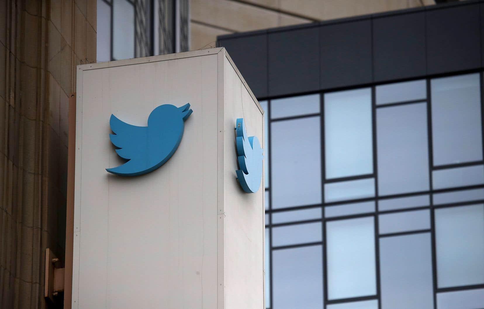 Twitter a récemment annoncé des mesures contre les messages de responsables politiques incitant à la violence ou à la haine.
