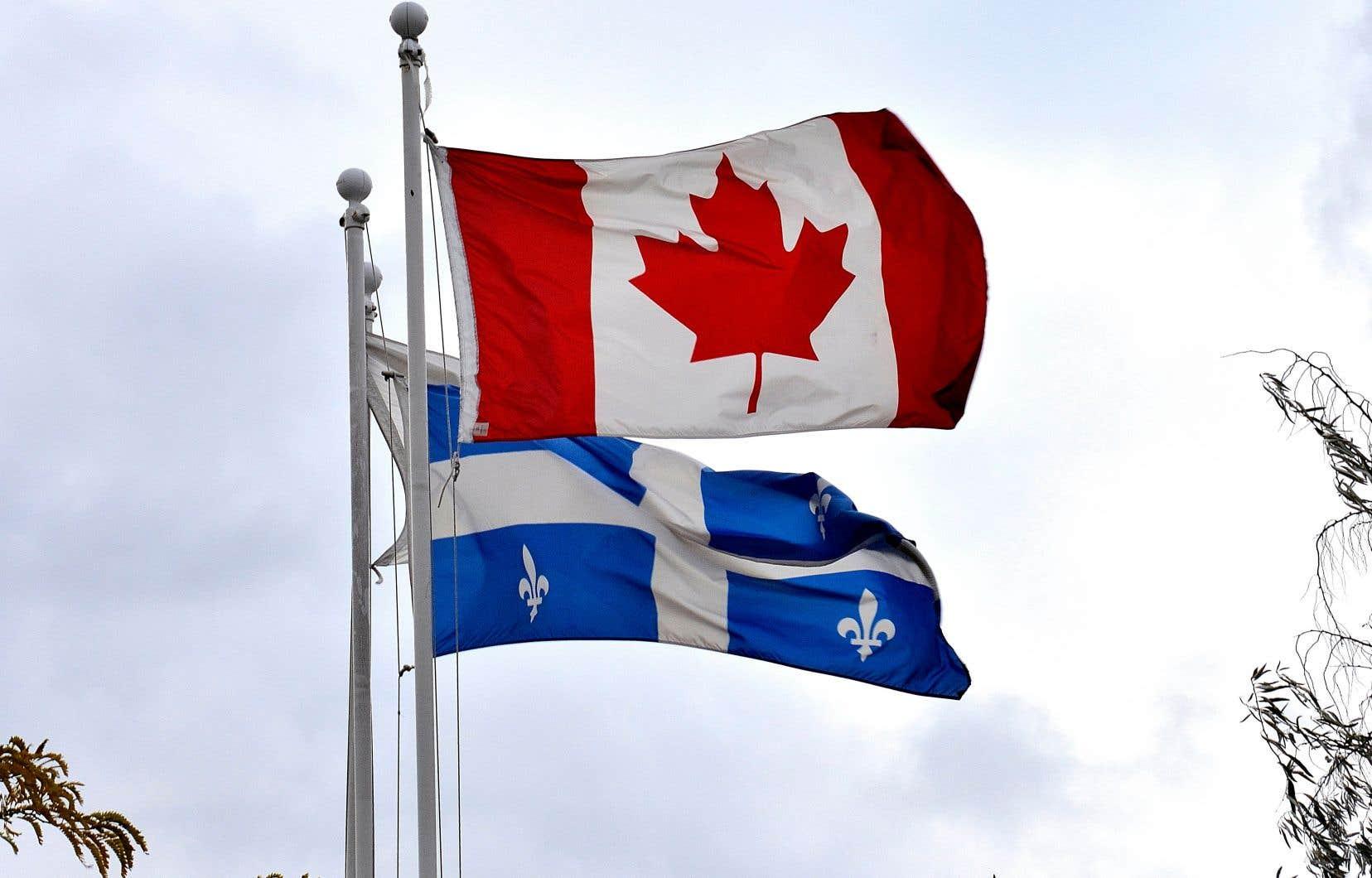 «La politique linguistique canadienne a été construite de façon à opposer les minorités francophones et le Québec. La francophonie peut-elle écrire sa propre histoire?», questionne l'auteur.