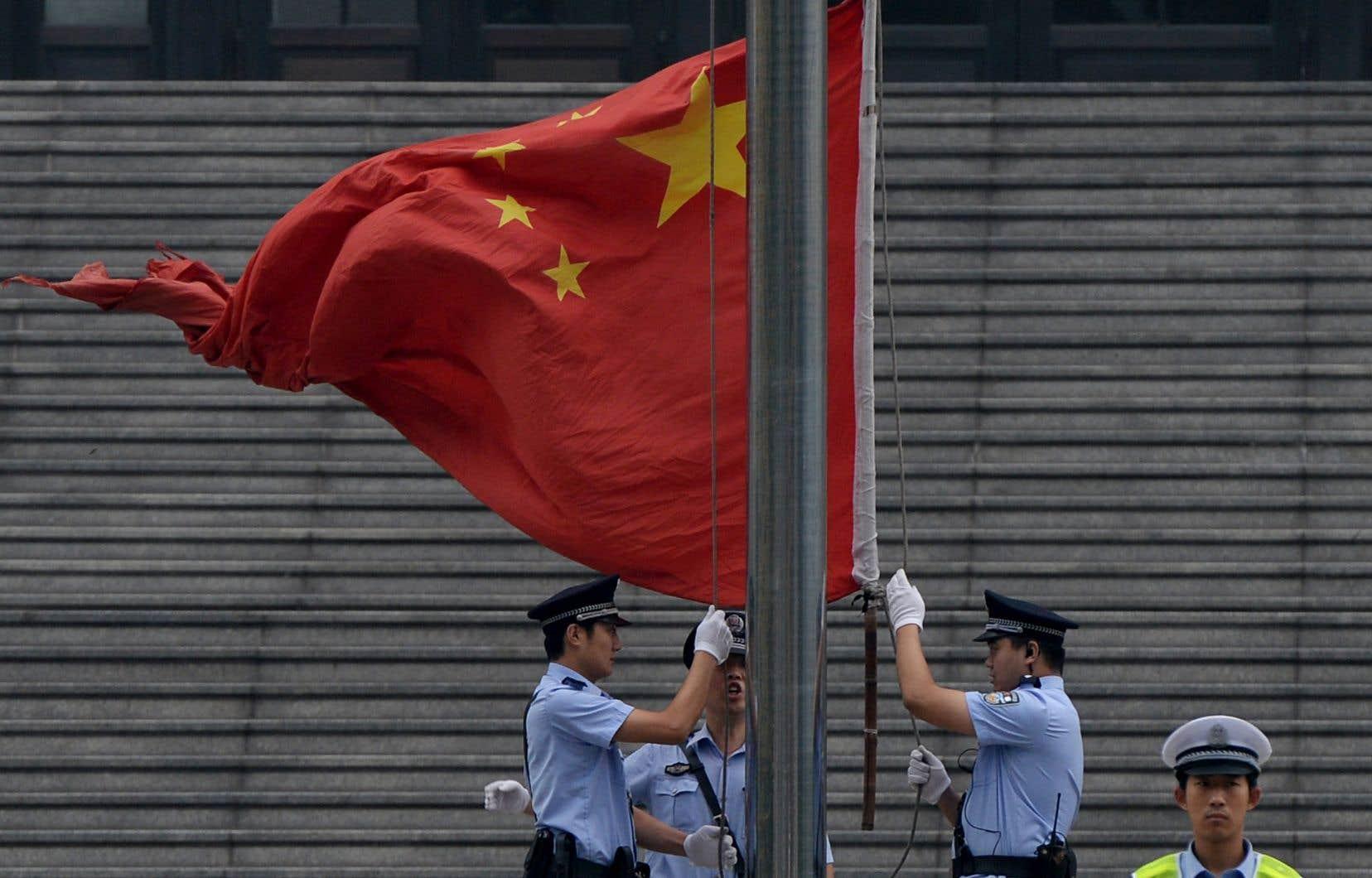 La Chine pratique une politique de tolérance zéro à l'égard des consommateurs de drogue. Et le trafic de stupéfiants est souvent puni de la peine de mort.