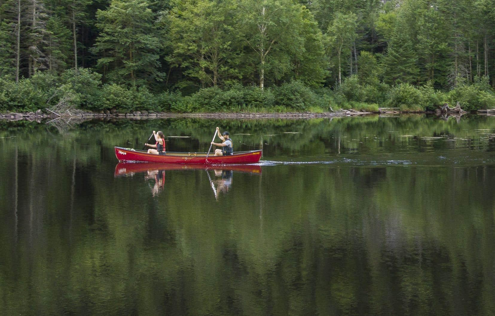 Parmi les parcs touchés par la grève de la SÉPAQ, on compte les parcs nationaux du Bic, de la Gaspésie, des îles-de-Boucherville, du Mont-Mégantic et du Mont-Saint-Bruno.