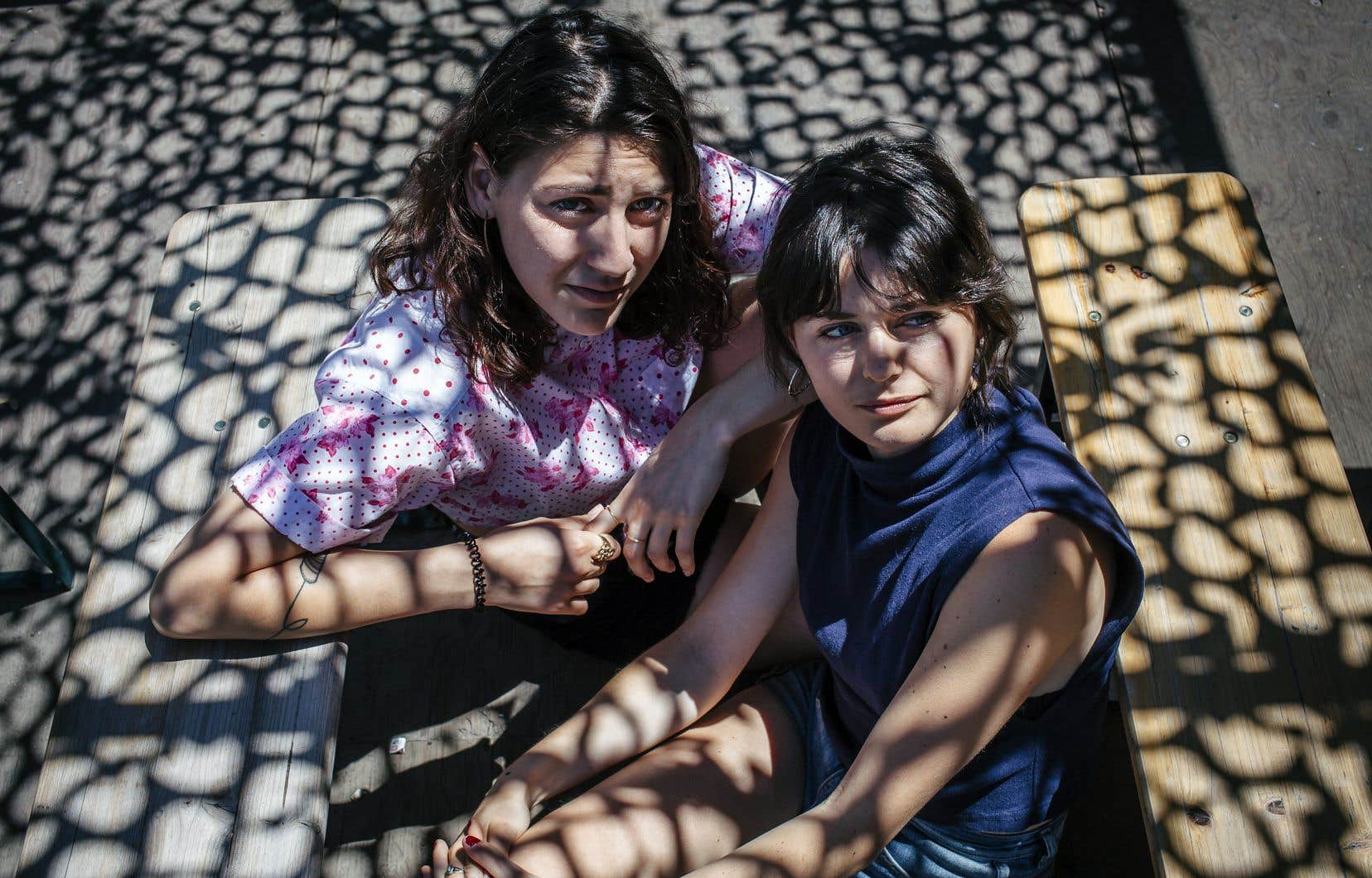 Ève Landry et Valery Drapeau ouvriront le ZH Festival le 23juillet avec «À GO, on criss le feu», un théâtre-laboratoire issu d'un blogue littéraire.