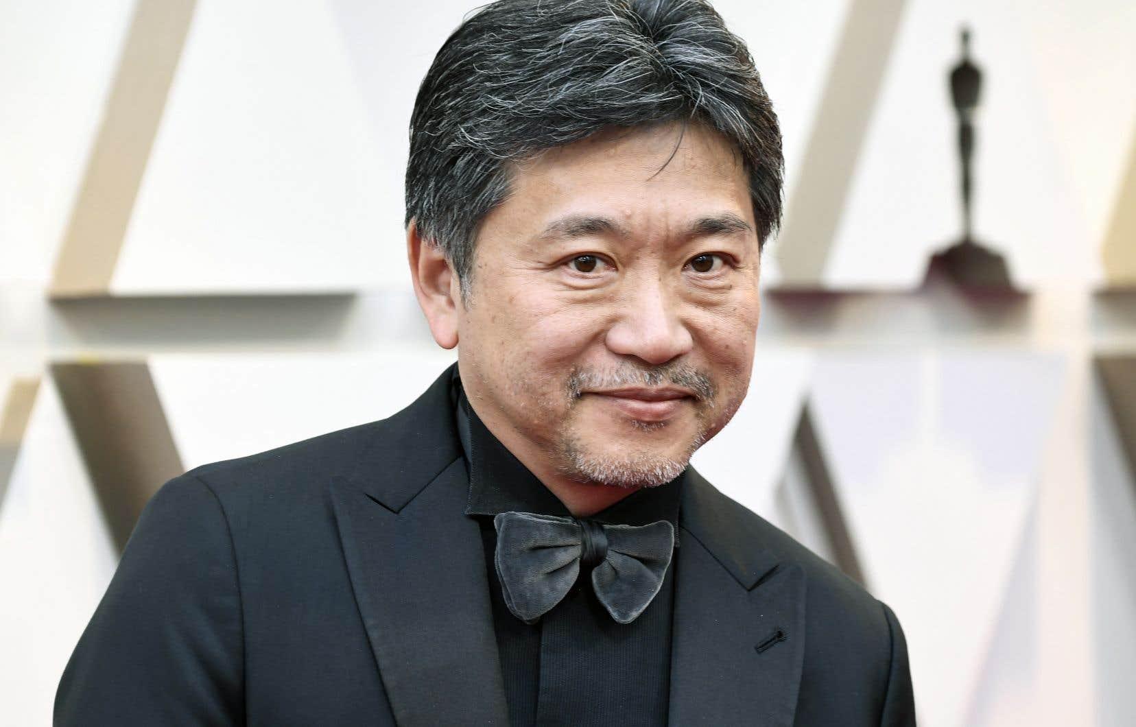 Le cinéaste japonais Hirokazu Kore-eda