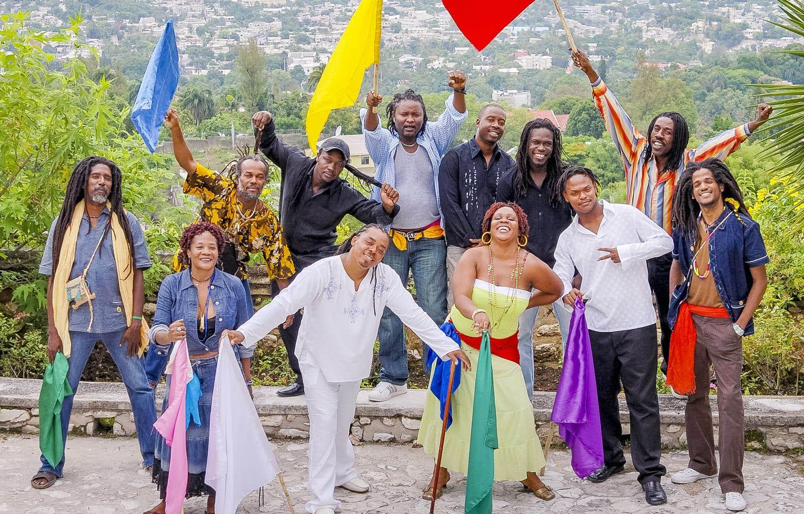 Le groupe Boukman Eksperyans donnera un concert gratuit au parc La Fontaine le 28juillet dans le cadre du festival Haïti en folie.
