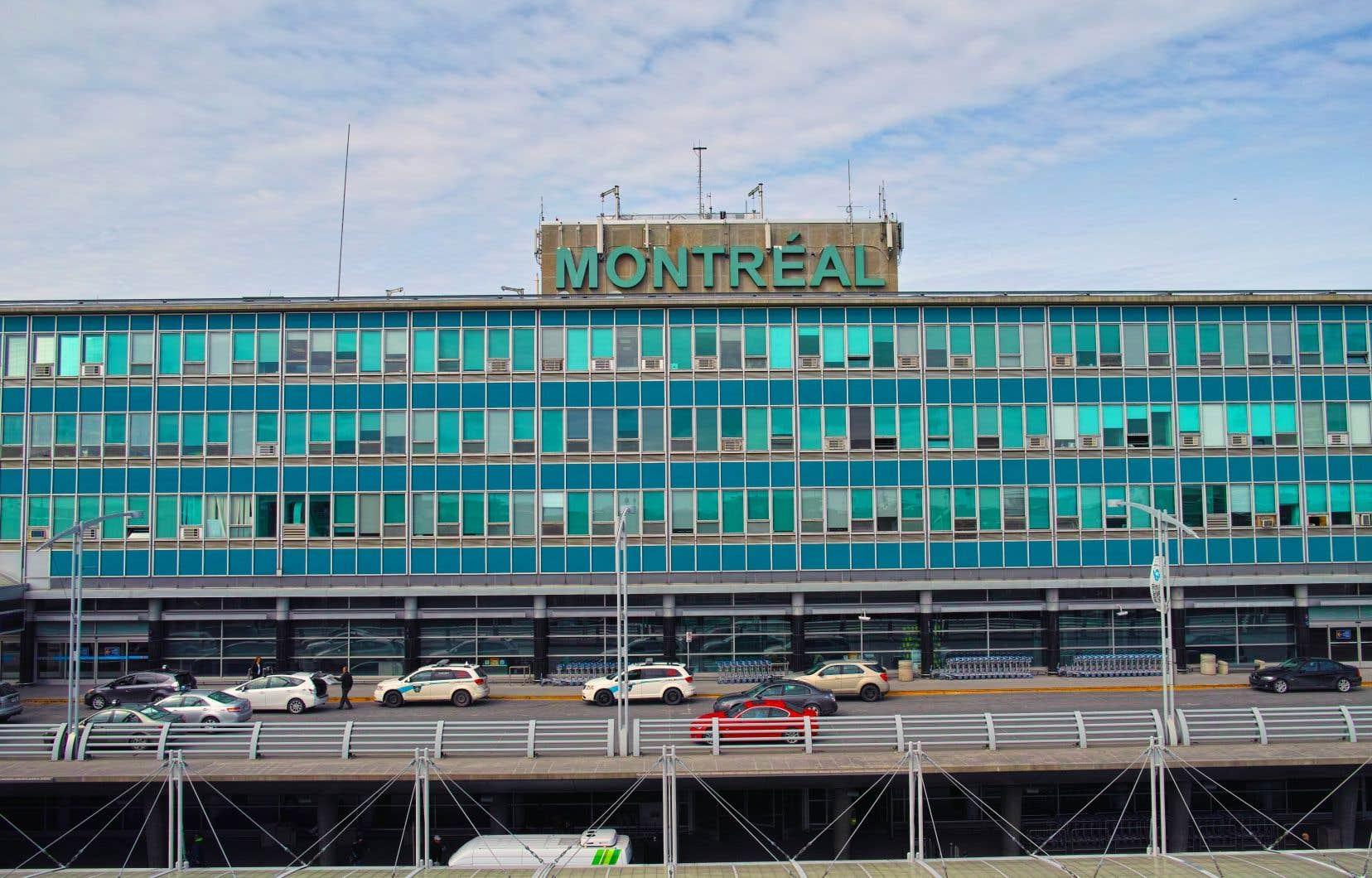 L'antenne du REM vers l'aéroport entrera en service en 2023 et les trains arriveront en station à l'aéroport toutes les 10 minutes.