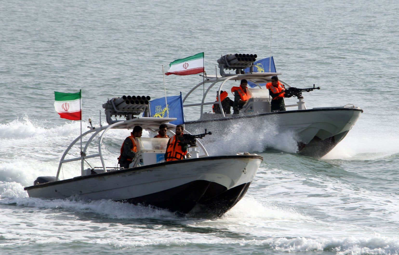 «Le Stena Impero» a été arraisonné vendredi par la force navale des Gardiens de la Révolution, l'armée idéologique de la République islamique. Il s'agit du deuxième navire dont l'Iran annonce la saisie en moins d'une semaine dans le détroit d'Ormuz.