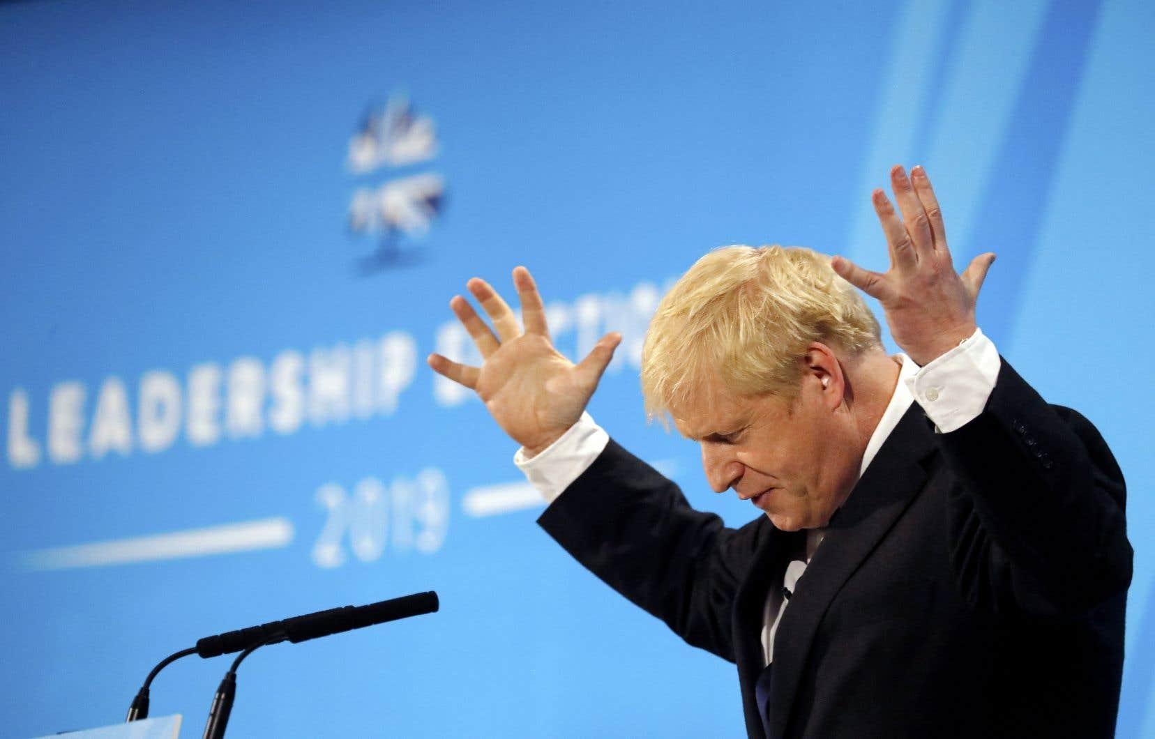 Tandis que les sondages accordent à Boris Johnson plus de 70% des voix, un indice ne trompe pas: son seul adversaire dans cette course, le ministre des Affaires étrangères, Jeremy Hunt, semble lui avoir déjà accordé la victoire.
