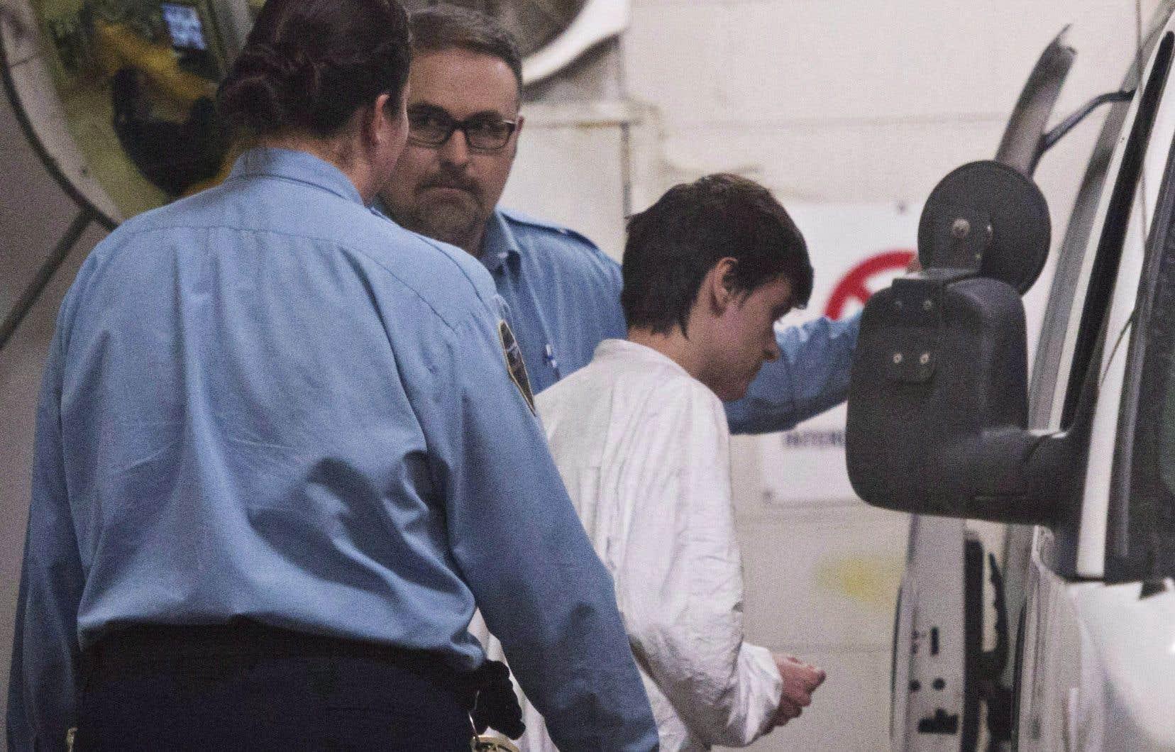 En janvier 2017, Alexandre Bissonnette a ouvert le feu sur une dizaine de fidèles de la grande mosquée de Québec, tuant six personnes.