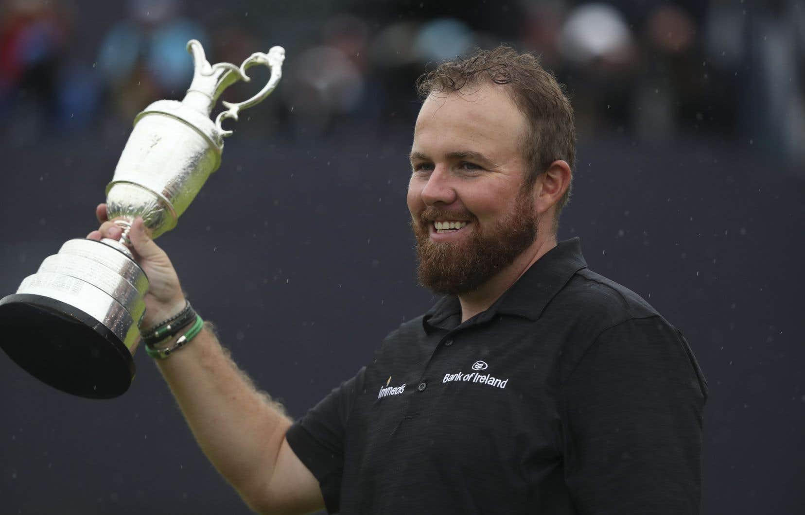Il s'agit d'une première victoire en tournoi majeur pour l'Irlandais Shane Lowry, âgé de32ans.