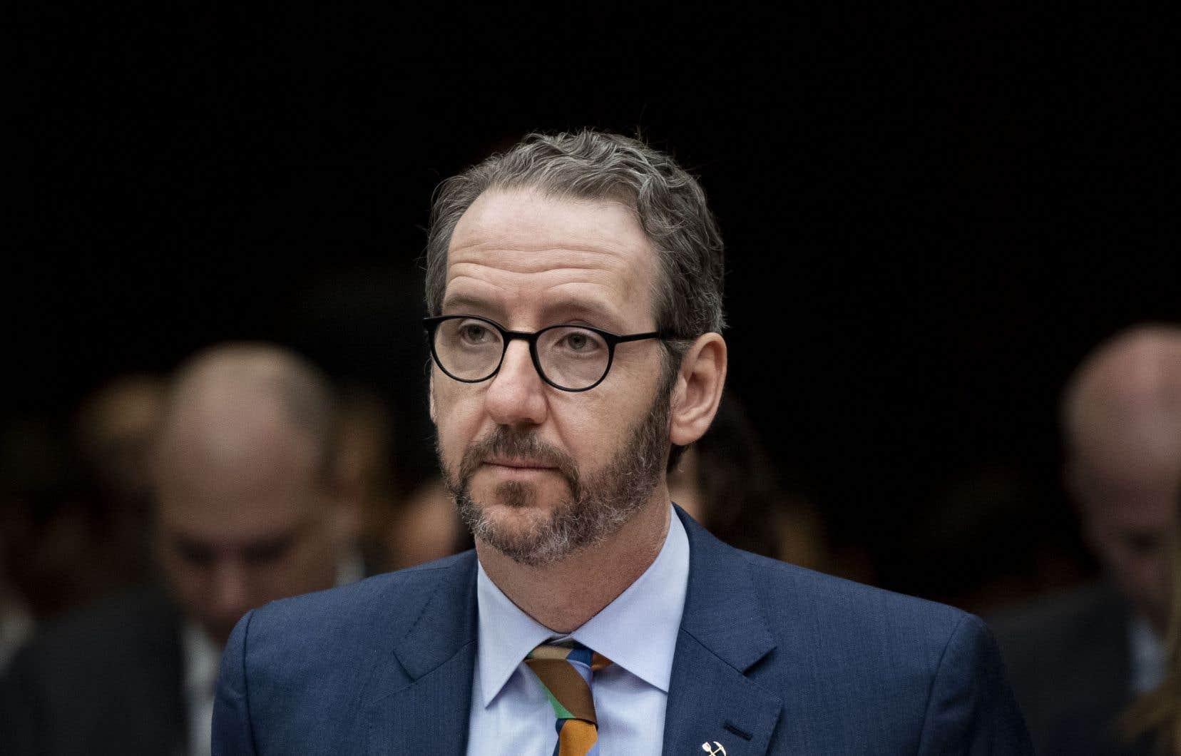 Gerald Butts, l'ancien secrétaire principal du premier ministre Justin Trudeau, a démissionné en février dernier dans la foulée de la controverse entourant SNC-Lavalin.