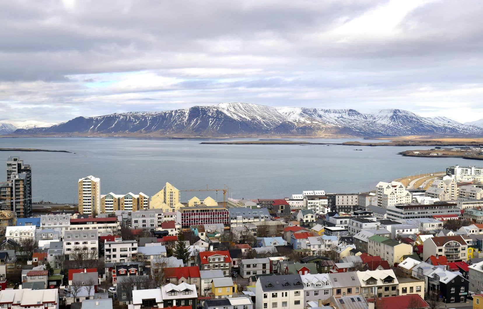 En Islande, les prix à la consommation étaient en moyenne 56% plus élevés que dans le reste de l'Europe en 2018.