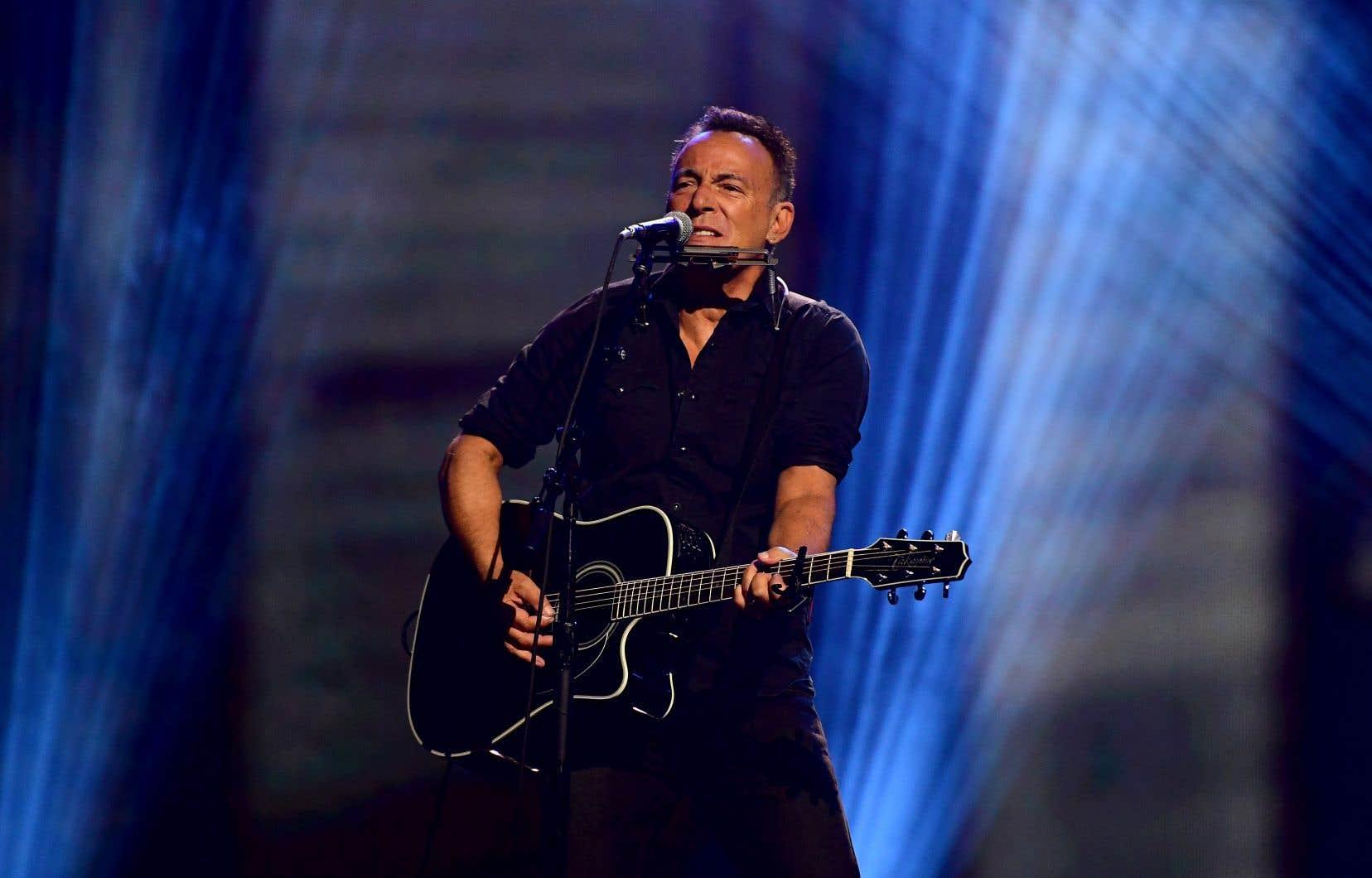 Bruce Springsteen aura lui aussi droit à un gala grâce à «Western Stars», de Thom Zimny, un documentaire tourné lors d'un concert lors duquel le musicien interprète les pièces de son album du même titre.