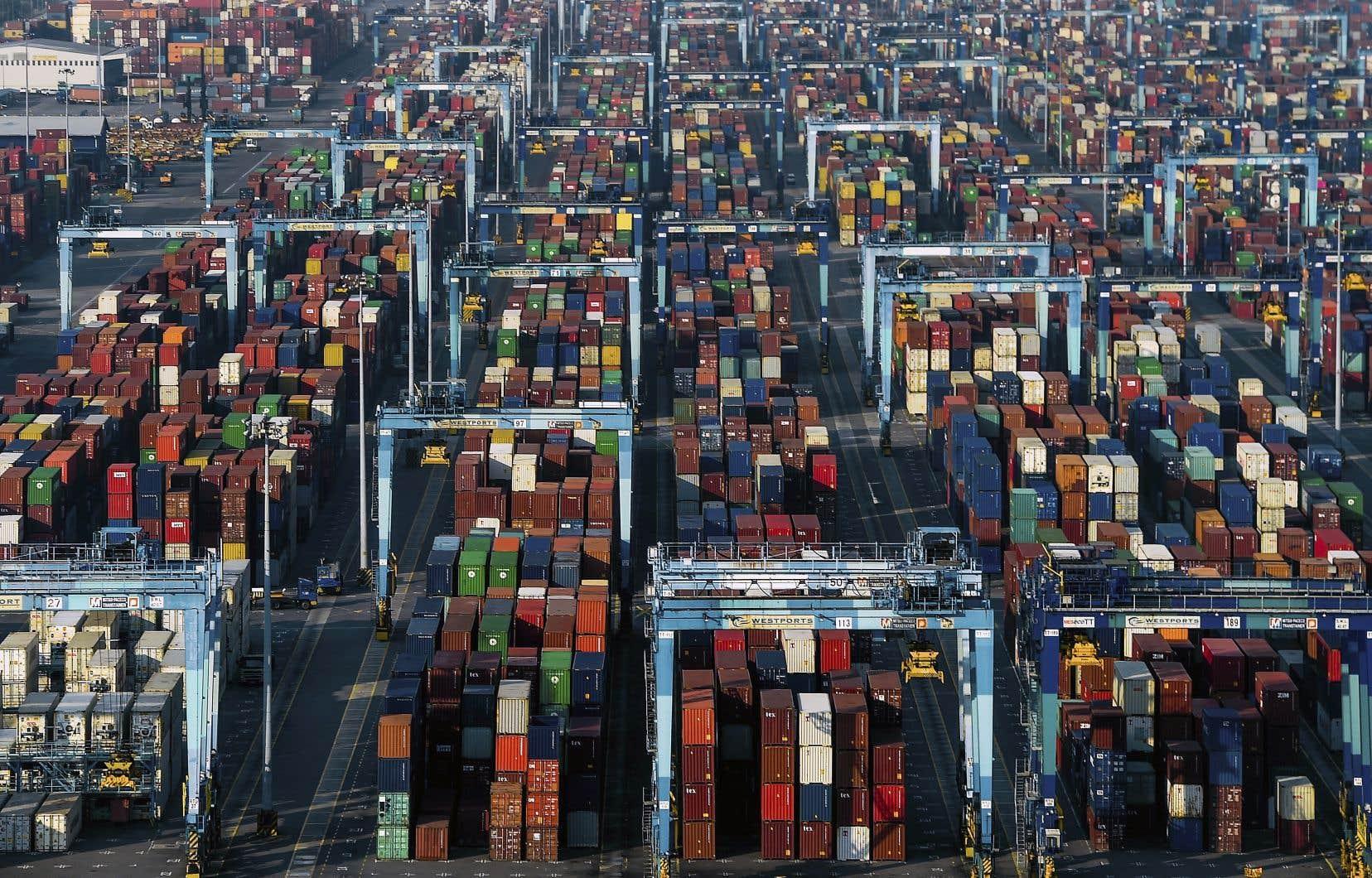 Le FMI a exhorté les États-Unis et leurs partenaires à ne pas céder à l'habitude de recourir à des tarifs douaniers punitifs.