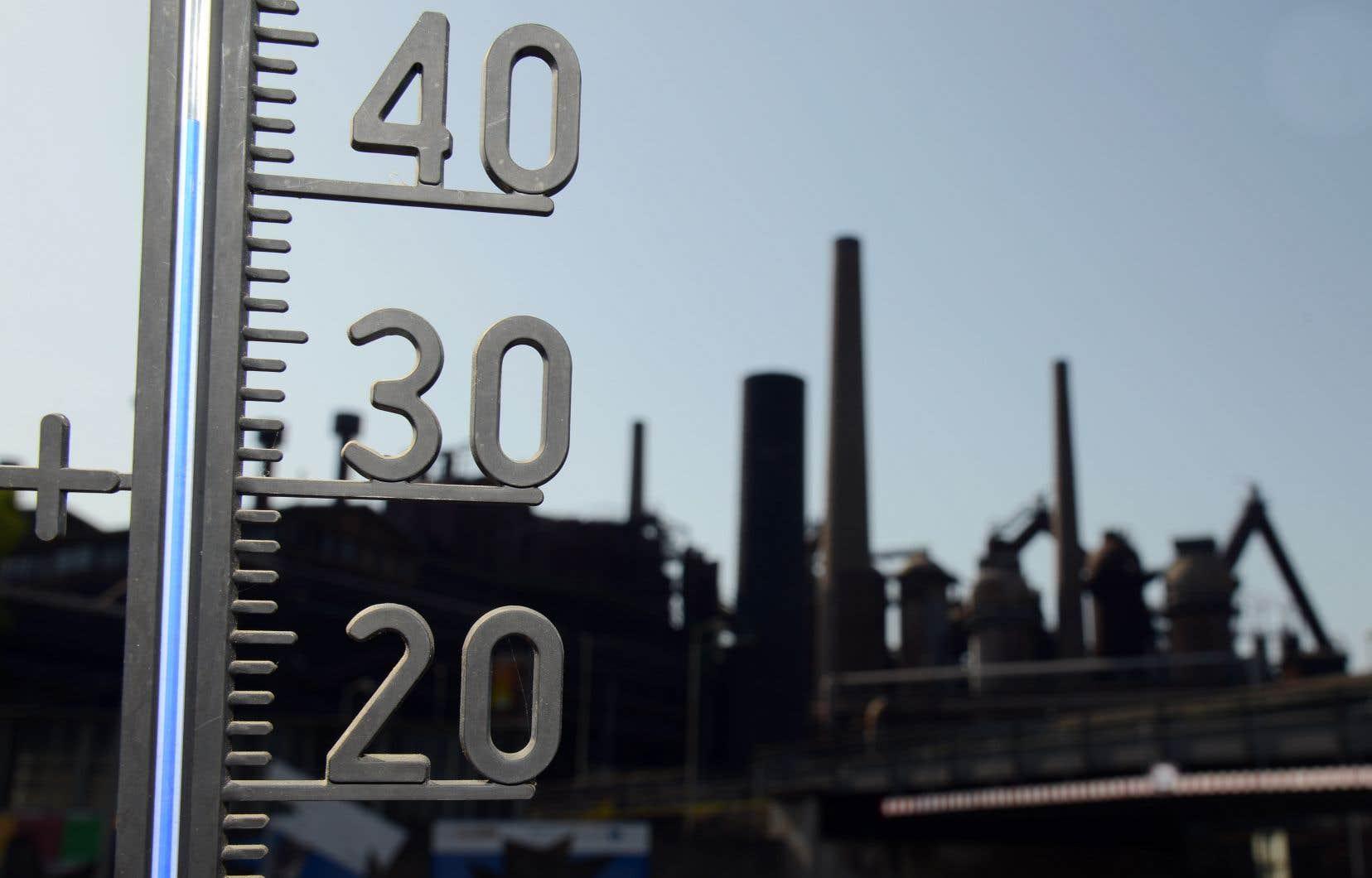 Une bonne partie de l'Europe subit son deuxième épisode de fortes chaleurs en un mois.