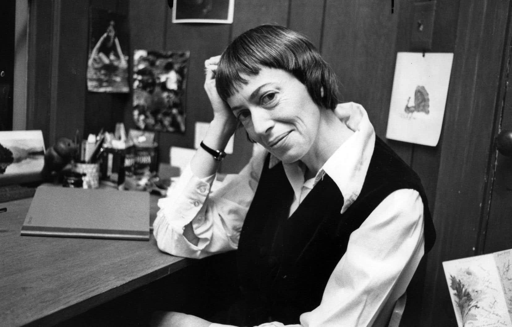 L'auteure américaine Ursula K. Le Guin
