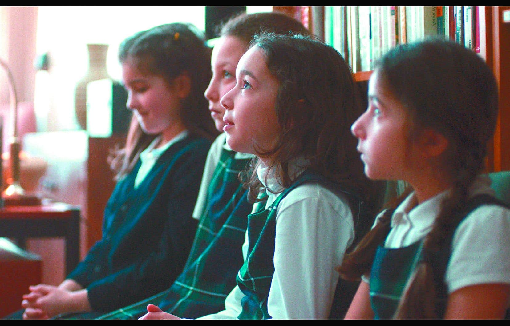 Le court métrage de la cinéaste québécoise Chloé Robichaud, «Delphine», sera présenté en première mondiale.