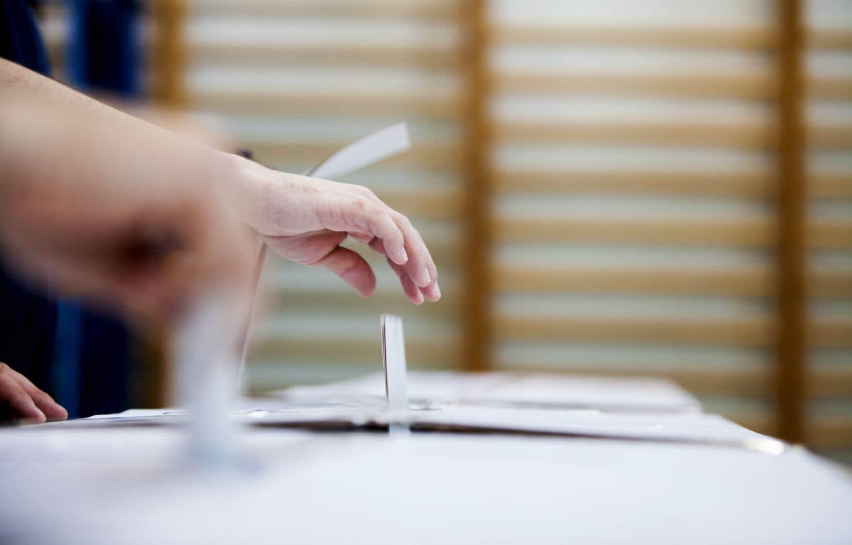 Parmi les électeurs décidés, 36% accordent leur faveur au Parti conservateur (PCC), comparativement à 33% pour le PLC.