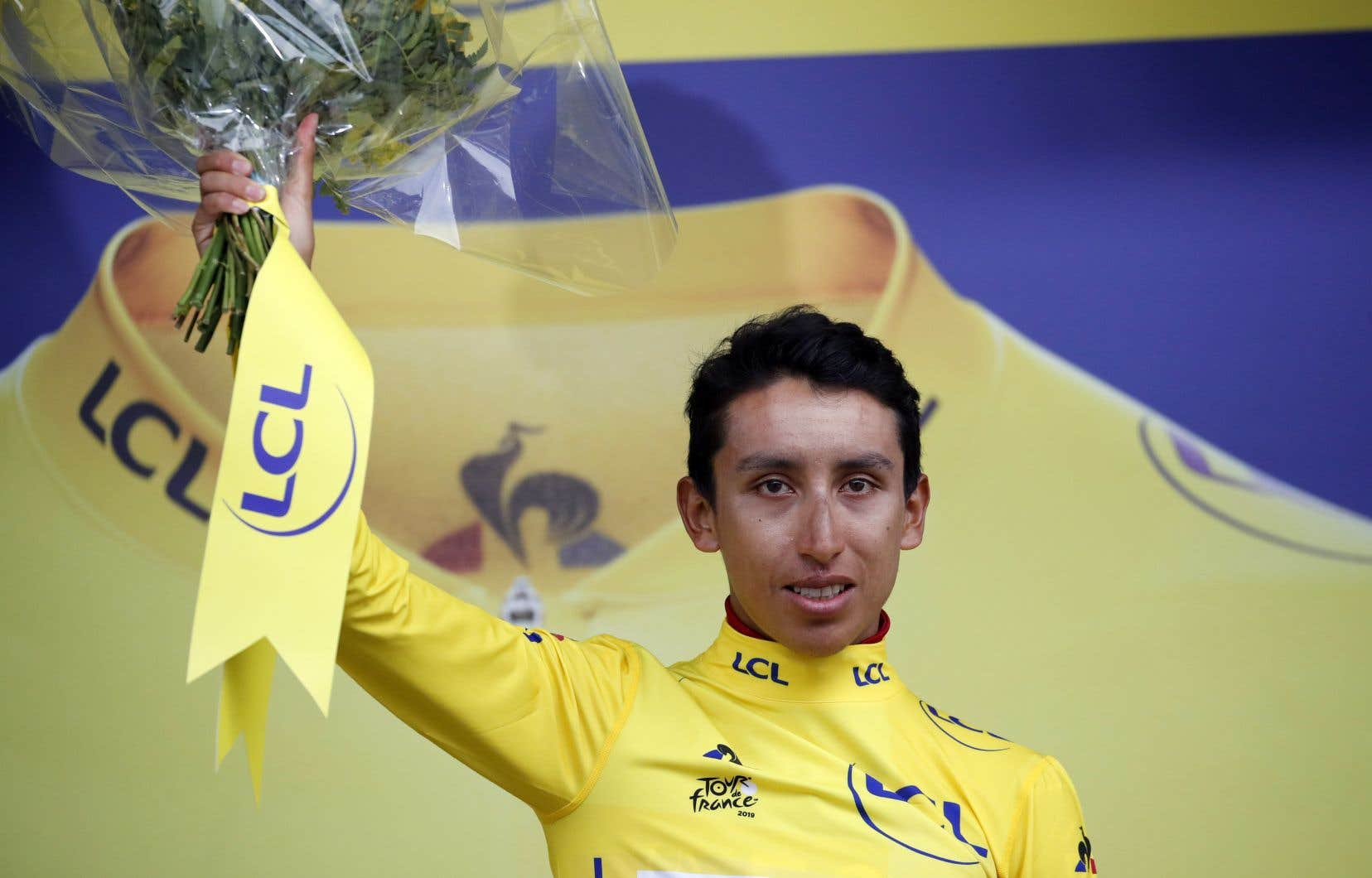 Aucun coureur n'a été déclaré vainqueur de la 19e étape ce dimanche, maisEgan Bernal est bien parti pour devenir le premier Colombien vainqueur du Tour de France.