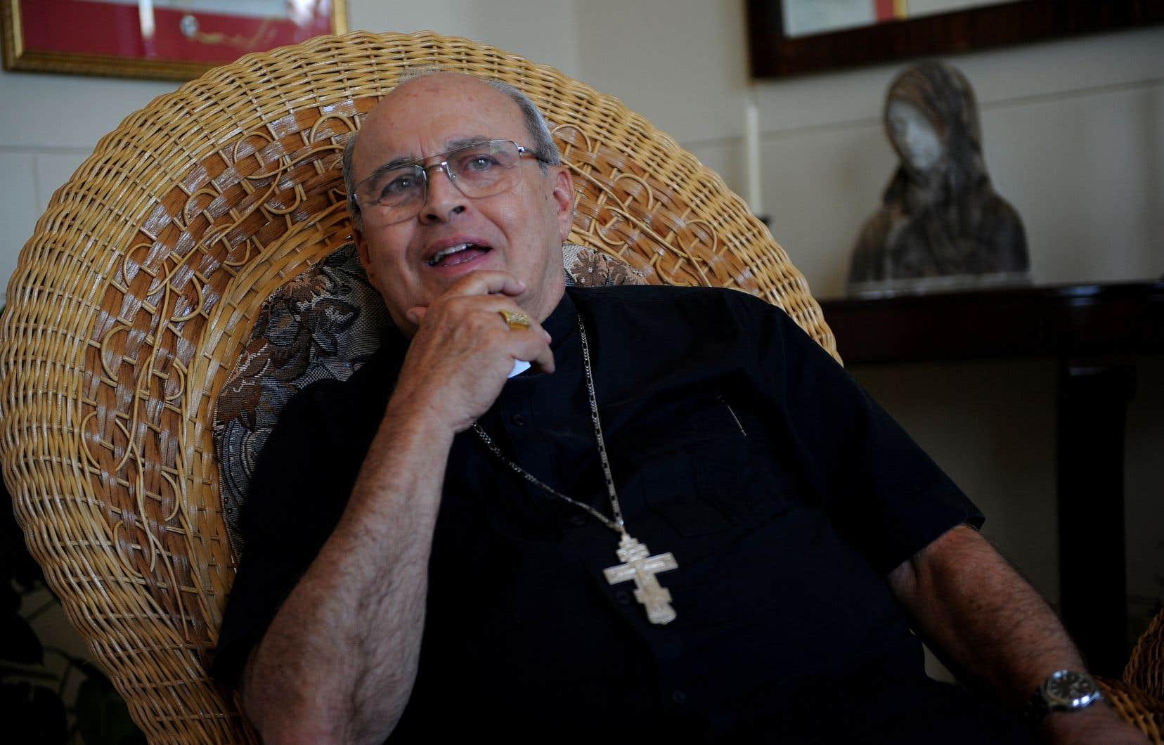Le cardinal Jaime Ortega est décédé à l'âge de 82ans.