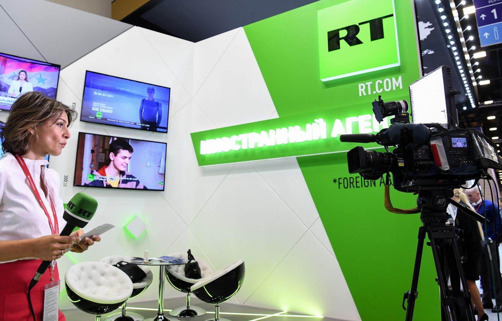 «Notre enquête a déterminé que RT n'avait pas respecté l'impartialité nécessaire dans sept programmes d'actualité diffusés entre le 17mars et le 26avril 2018», a souligné l'Ofcom.