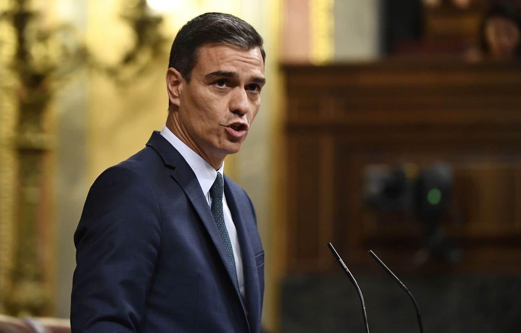 Il reste deux mois à Pedro Sanchez pour former un gouvernement.