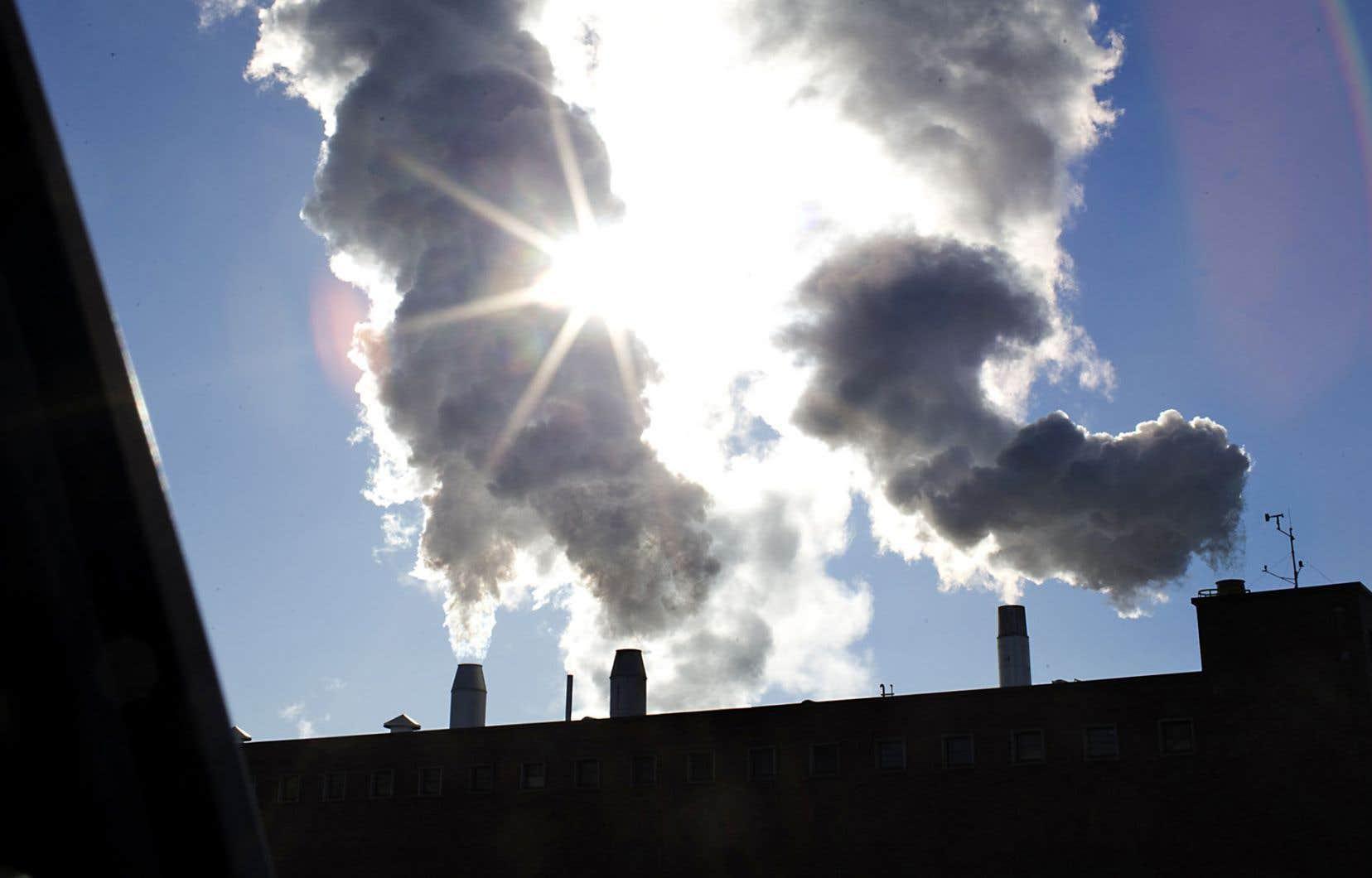 Crée en 2006, le Fonds vert perçoit des milliers dollars perçus notamment par l'entreprise d'une taxe sur l'essence de 4 cents le litre et de la vente d'unités d'émission de gaz à effet de serre pour les redistribuer dans des projets visant à réduire les émissions de gaz à effet de serre.
