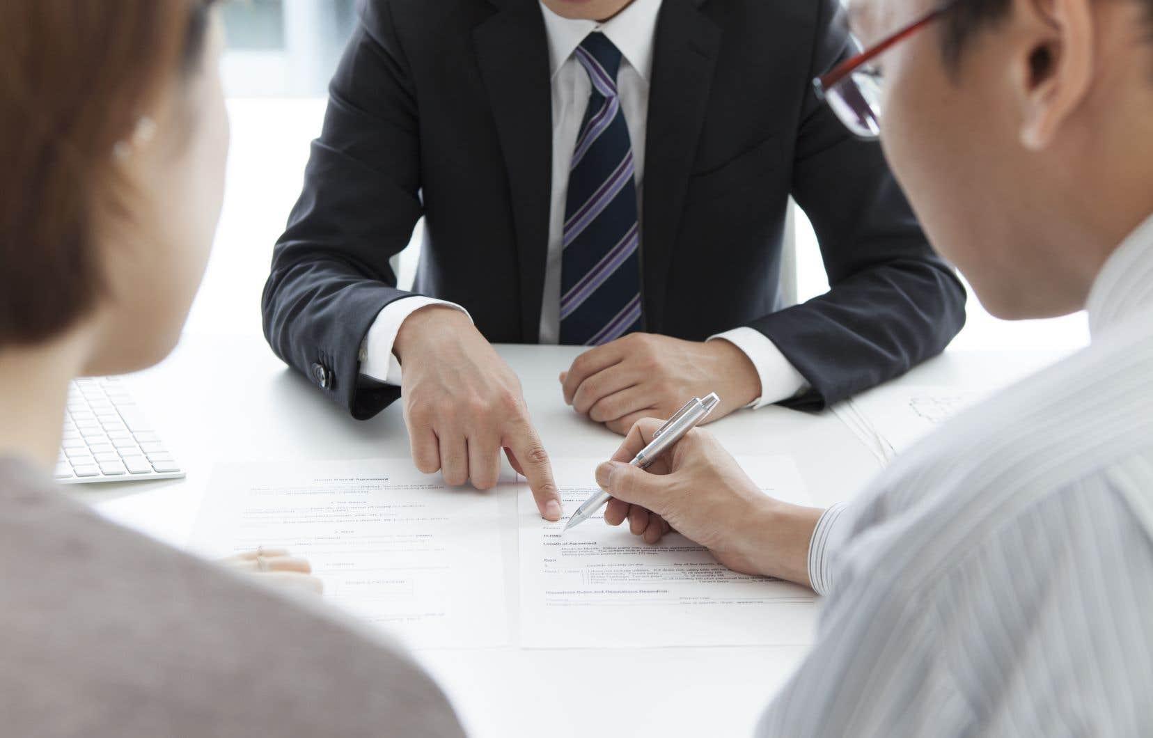 43% des répondants ont indiqué que leur conseiller ne les avait pas renseignés sur les concepts financiers.