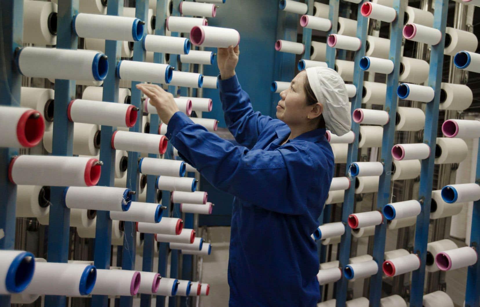 Selon l'agence officielle Chine Nouvelle, la menace américaine de dénoncer le statut de pays en développement de la Chine au sein de l'OMC est une «tactique» vouée à l'échec.