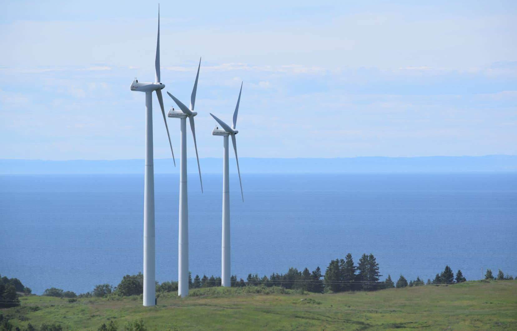 Parc éolien de Cap-Chat