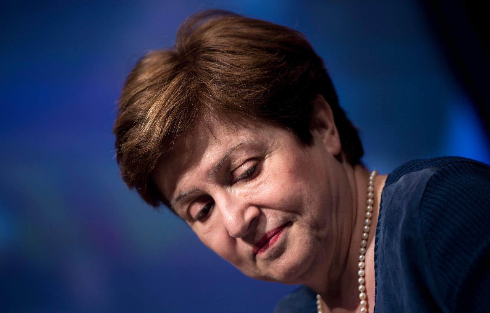 Kristalina Georgieva a obtenu le soutien de 56% des pays représentant 57% de la population de l'Union européenne.