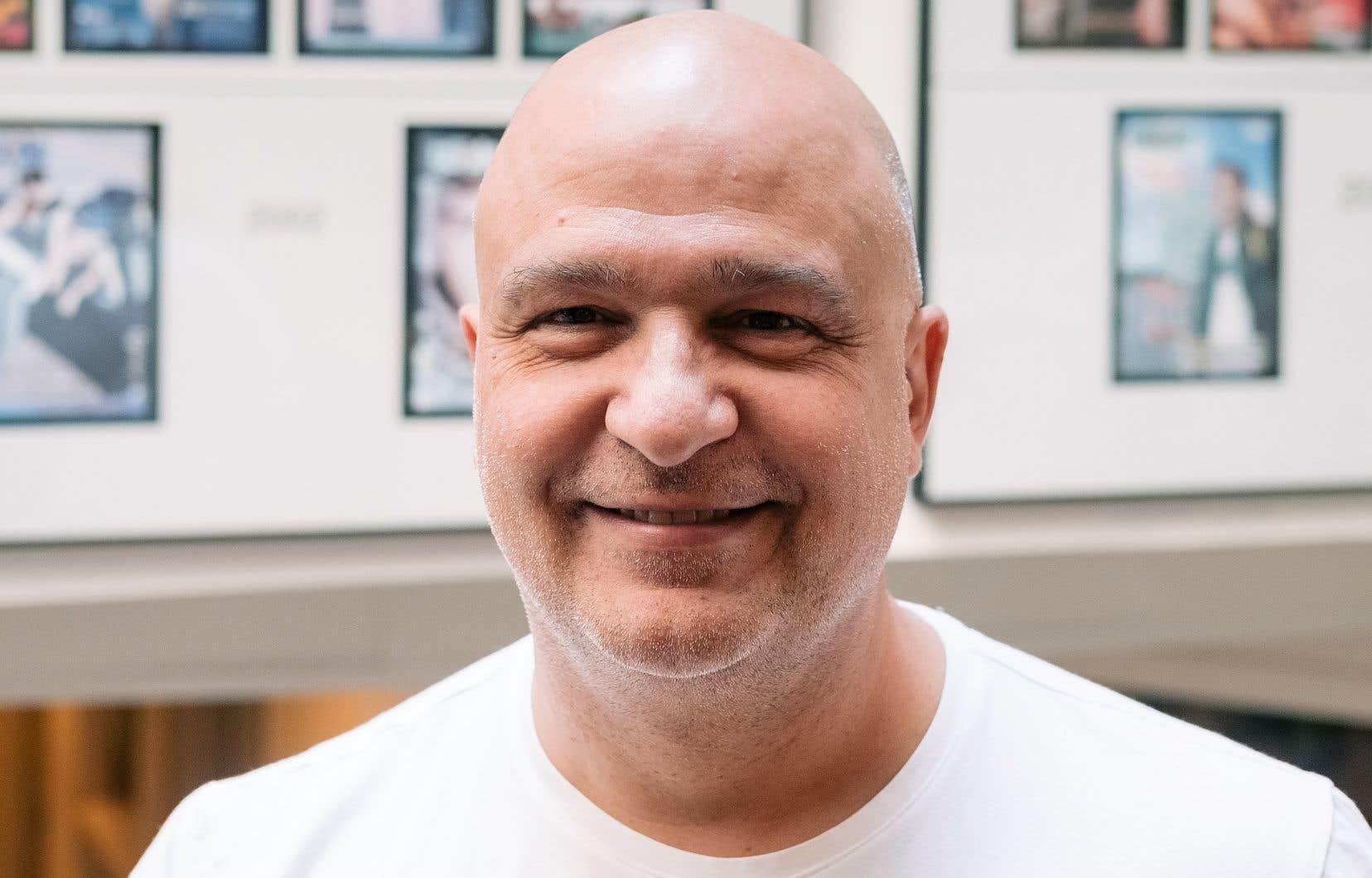 Yves Lafontaine est le directeur et le rédacteur en chef de «Fugues» depuis 1994.