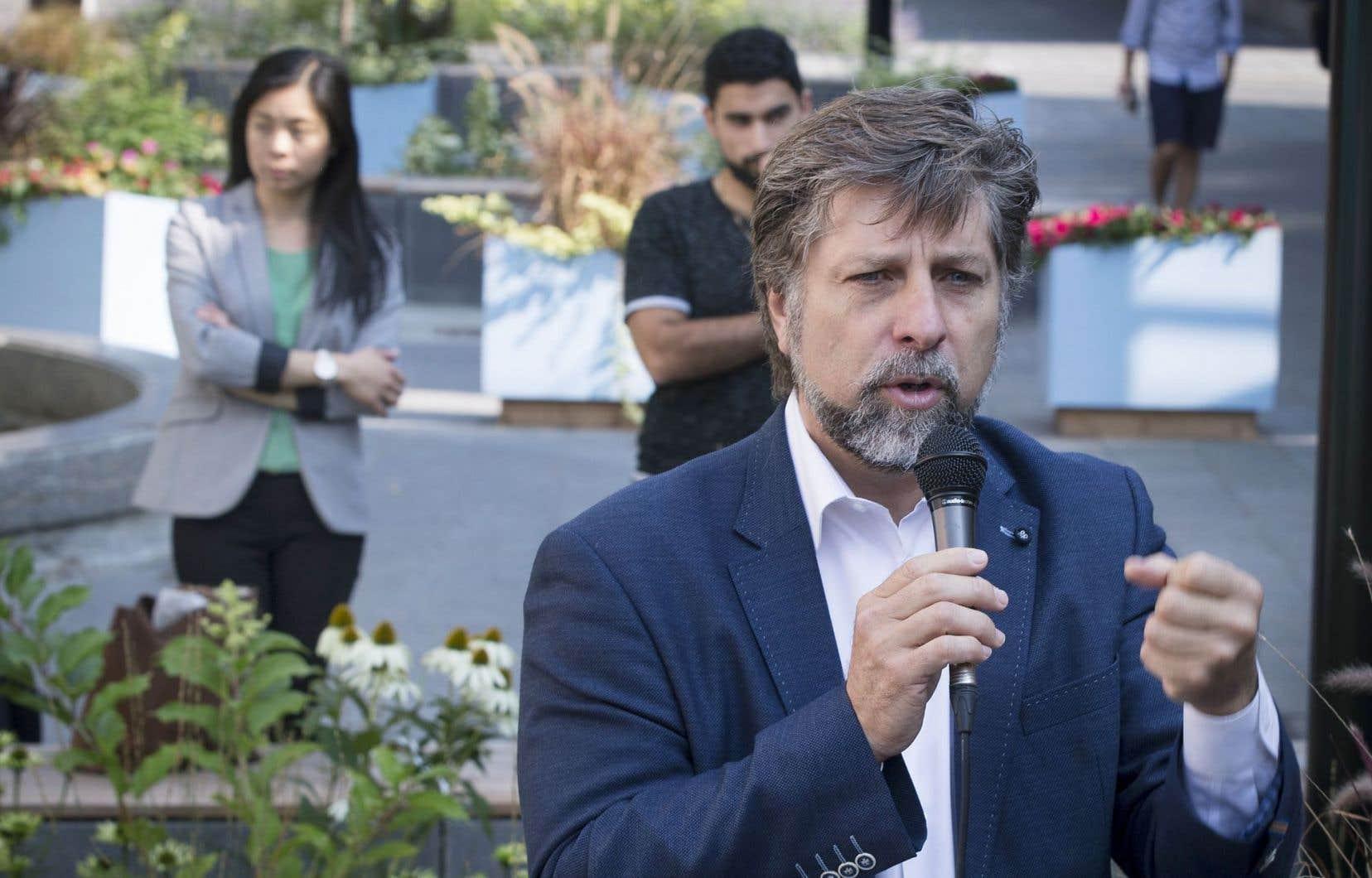 Le Plateau-Mont-Royal est orphelin de maire depuis que Luc Ferrandez a annoncé son retrait de la vie politique le 14 mai dernier.